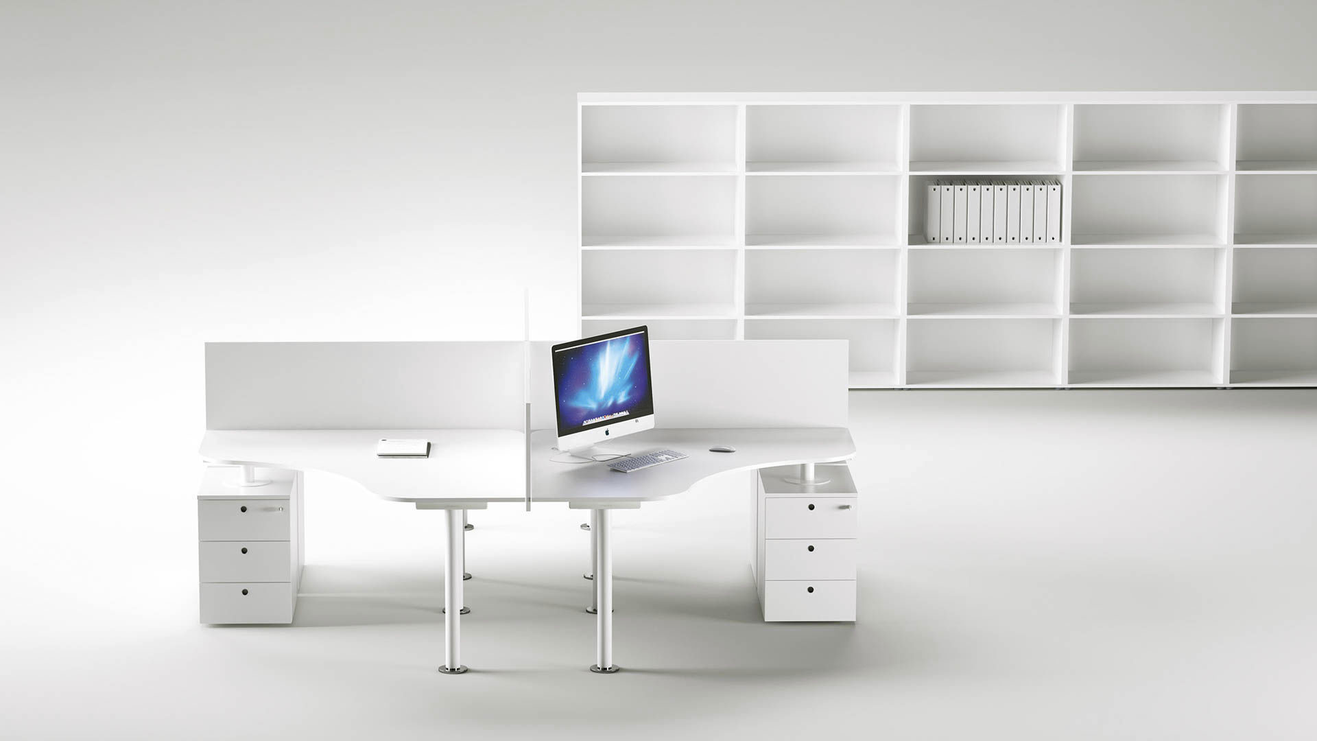 Desk And Shelves Desktop Wallpaper 50 Images