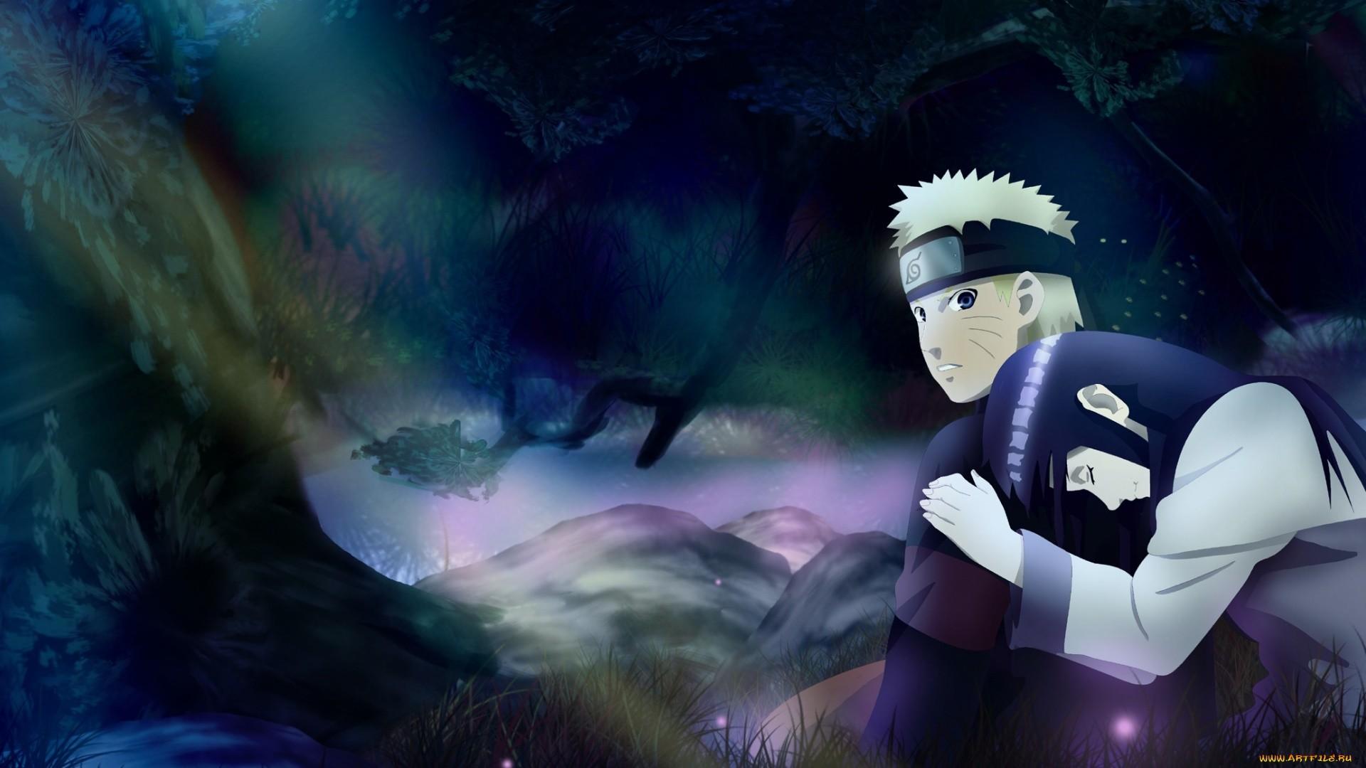 Naruto Y Hinata Wallpaper Biajingan Wall