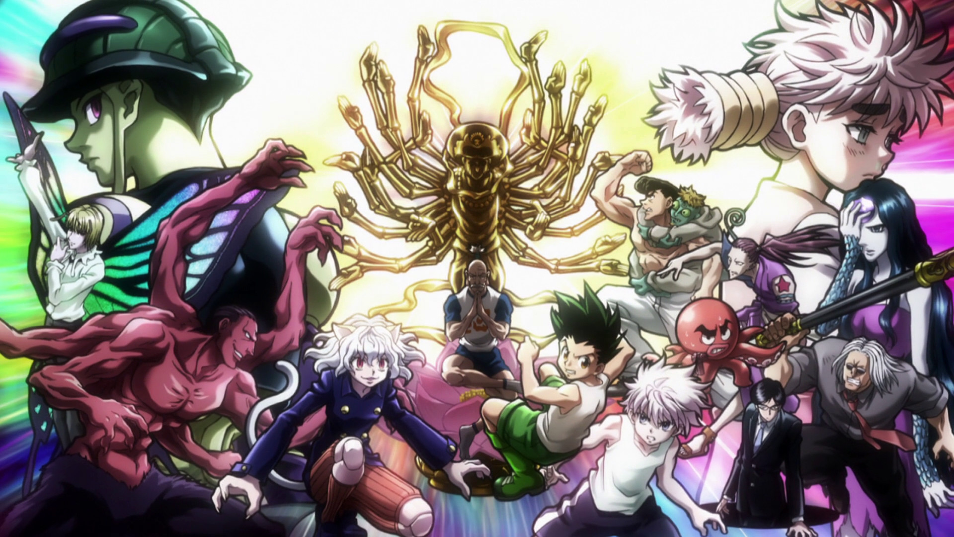 1920x1080 ... Hunter x Hunter HD Wallpapers and Backgrounds