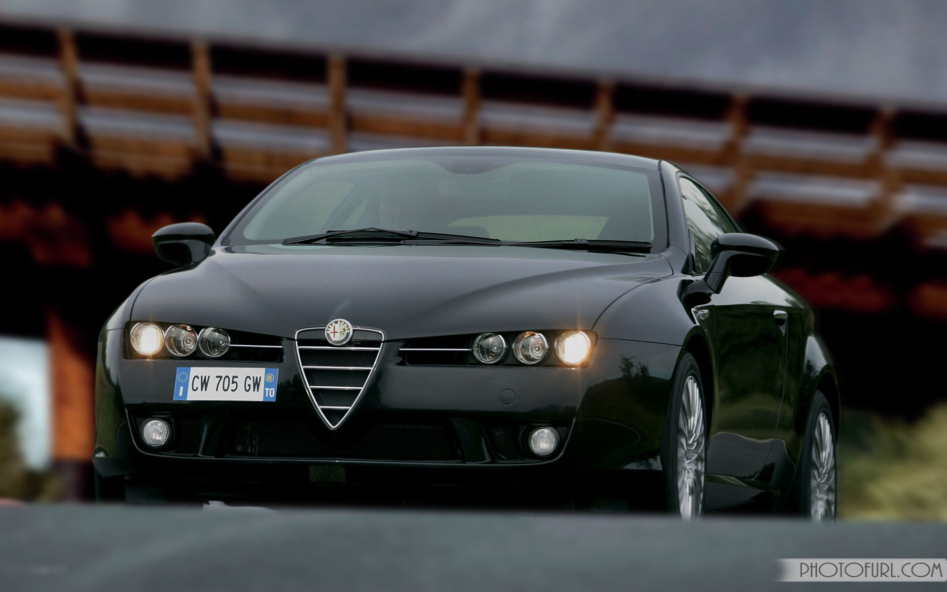 1920x1200 Black Alfa Romeo Wallpapers For Laptop