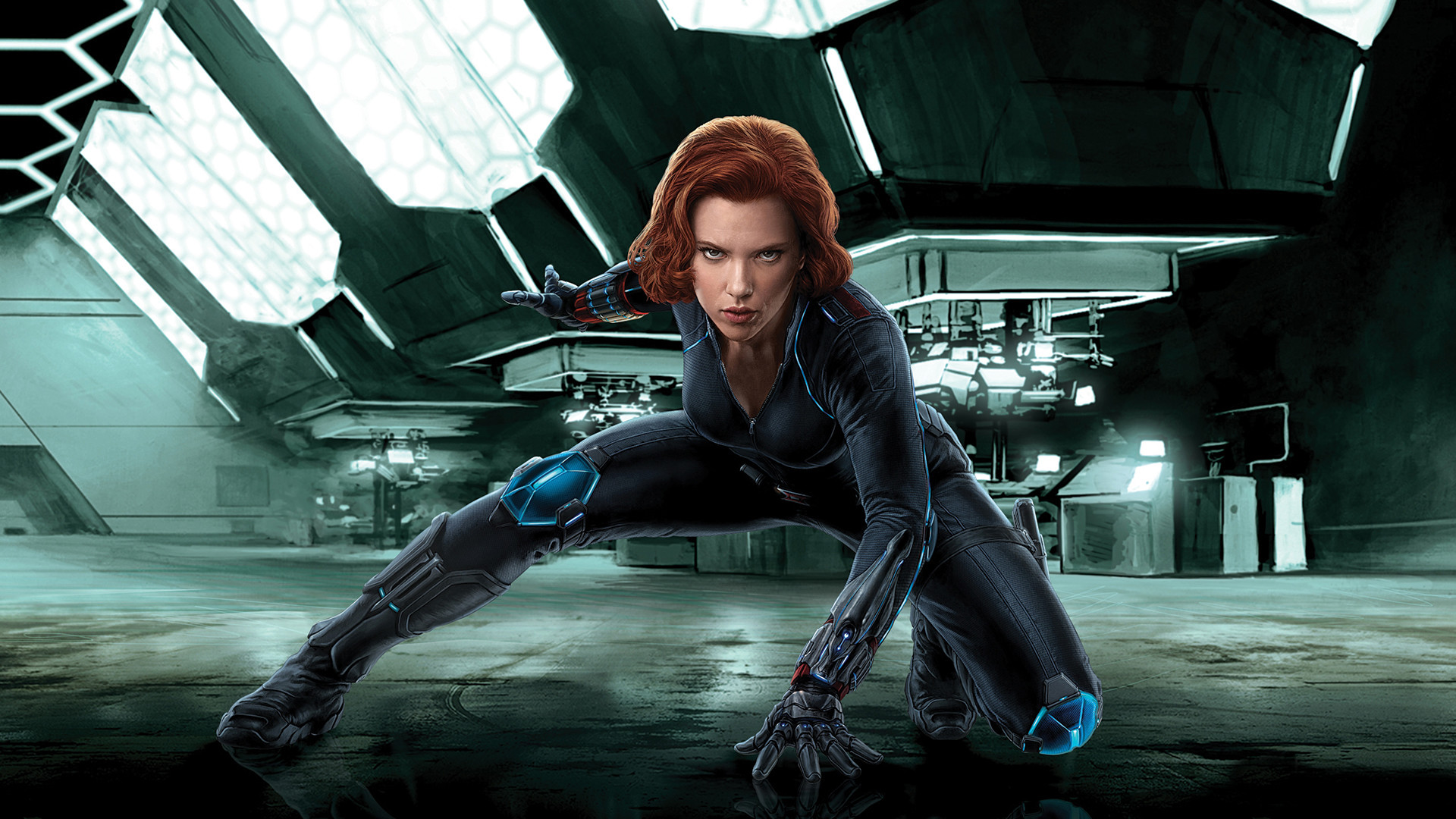 1920x1080 Black Widow Avengers Age Of Ultron Movie Wallpapers