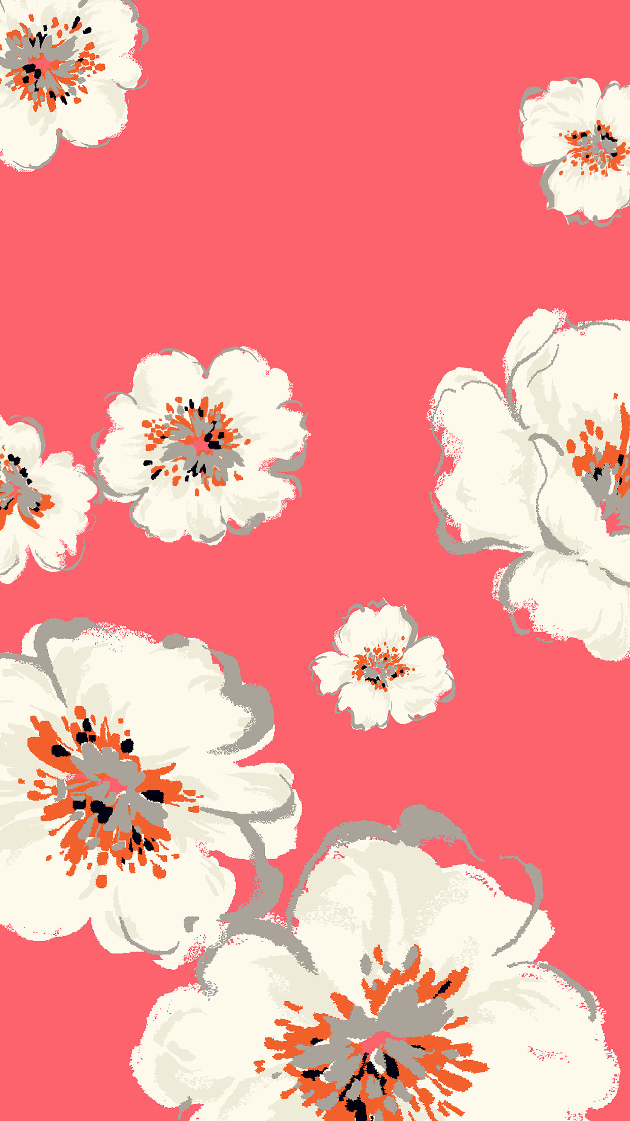 Cute Flower Background 41 Images