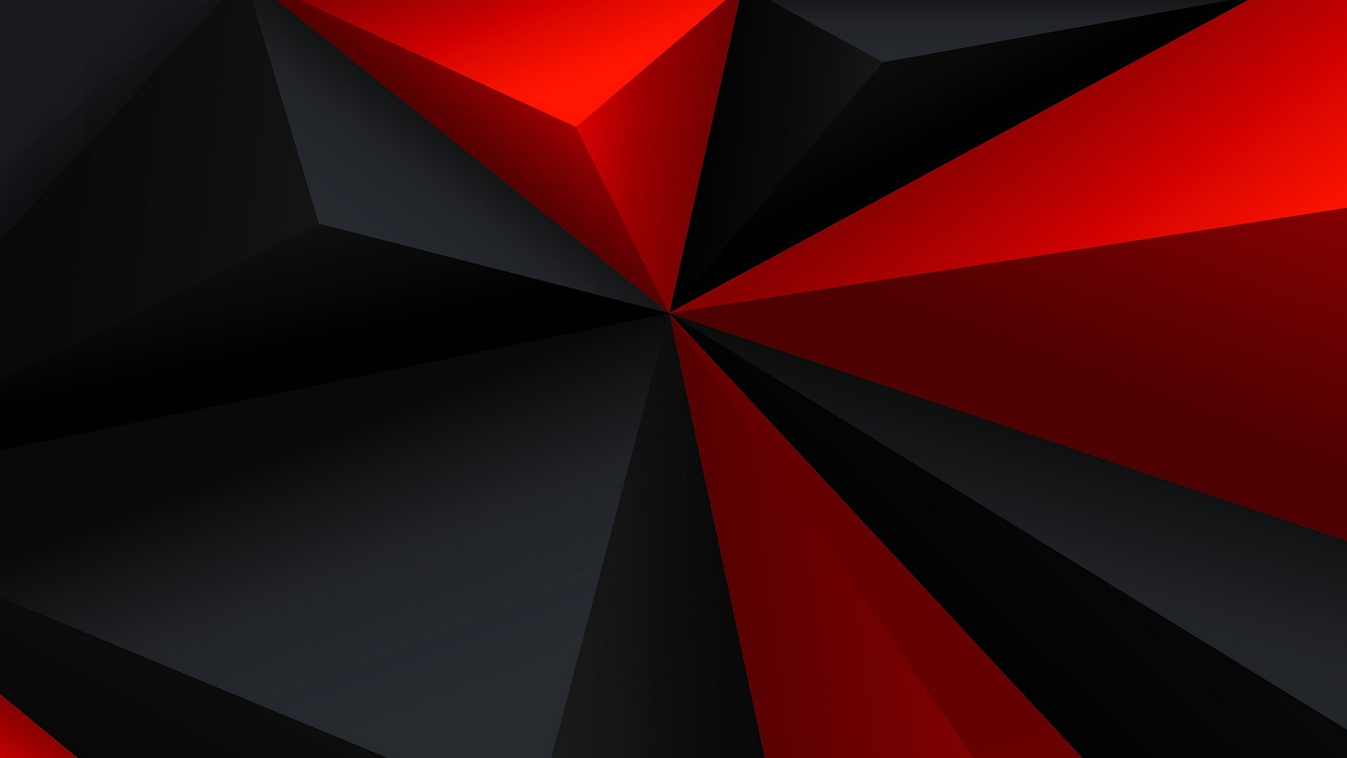 1920x1080 Red And Black Abstract Backgrounds - Wallpaper Cave