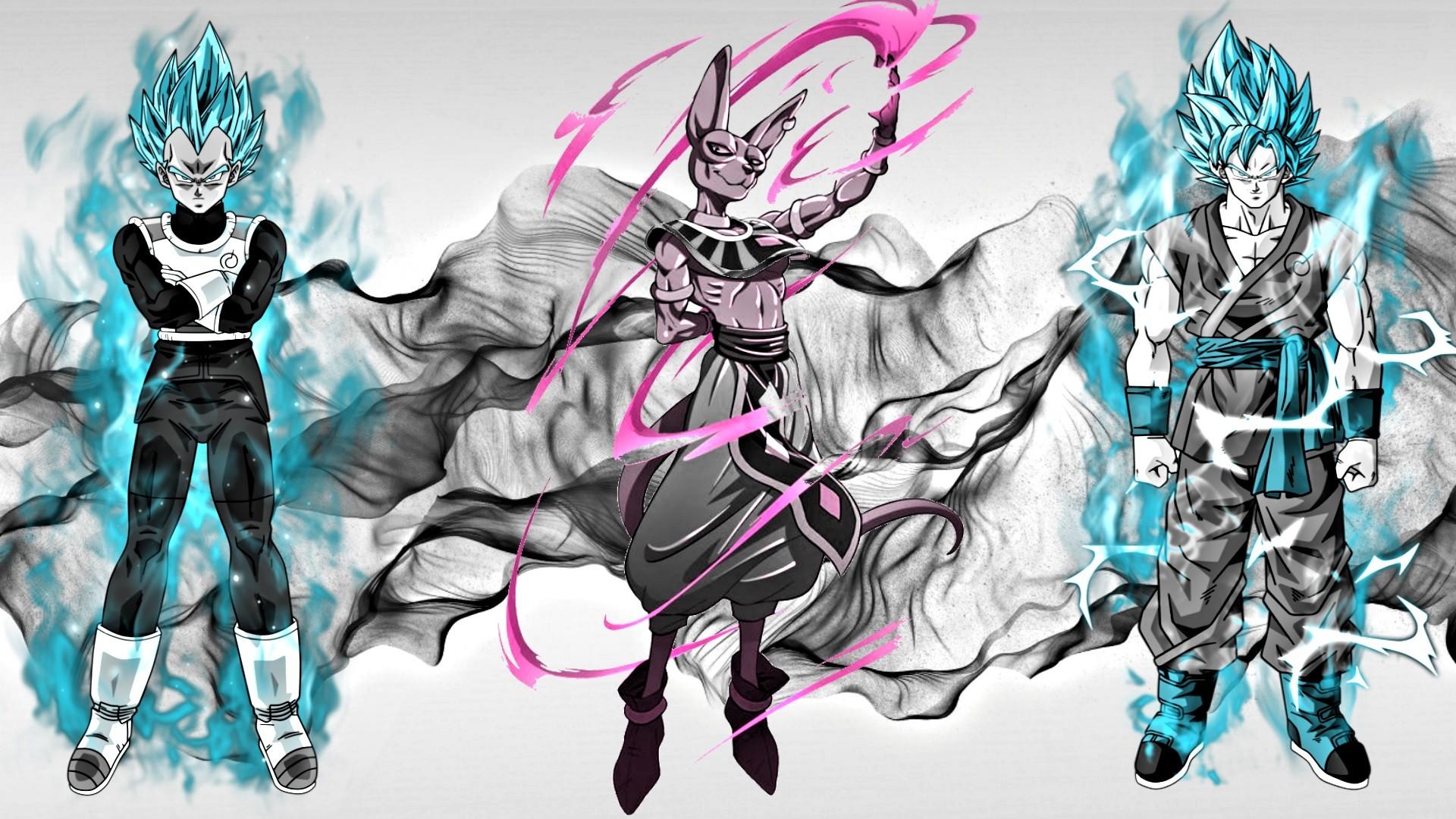 Dragon Ball Super Wallpaper 58 Images