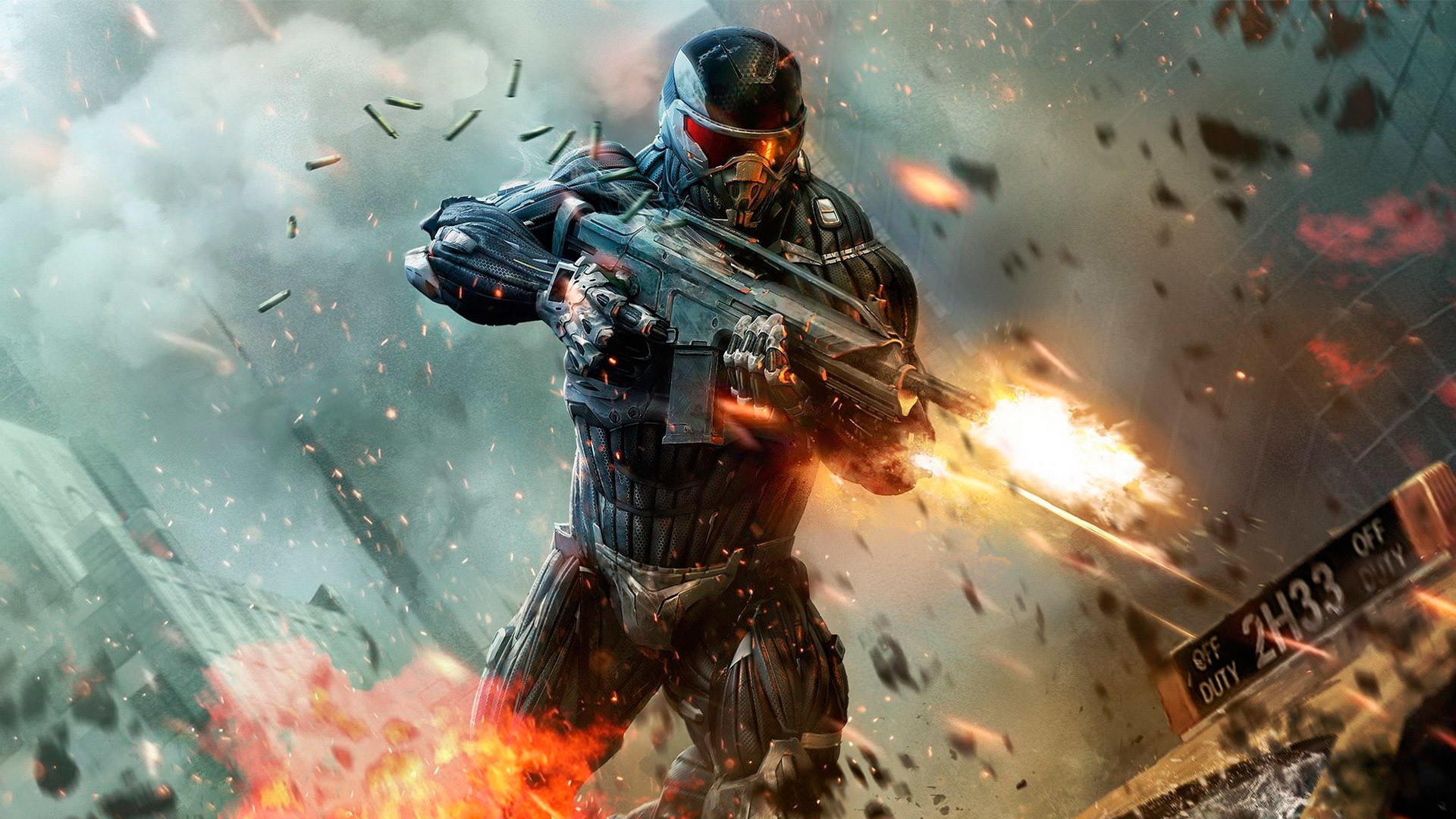 1920x1080 Crysis 2 1080p Wallpaper Crysis 2 720p Wallpaper