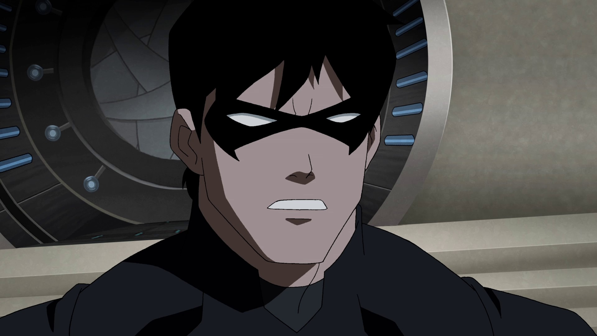 1920x1080 Cartoon - Young Justice: Invasion Nightwing Wallpaper