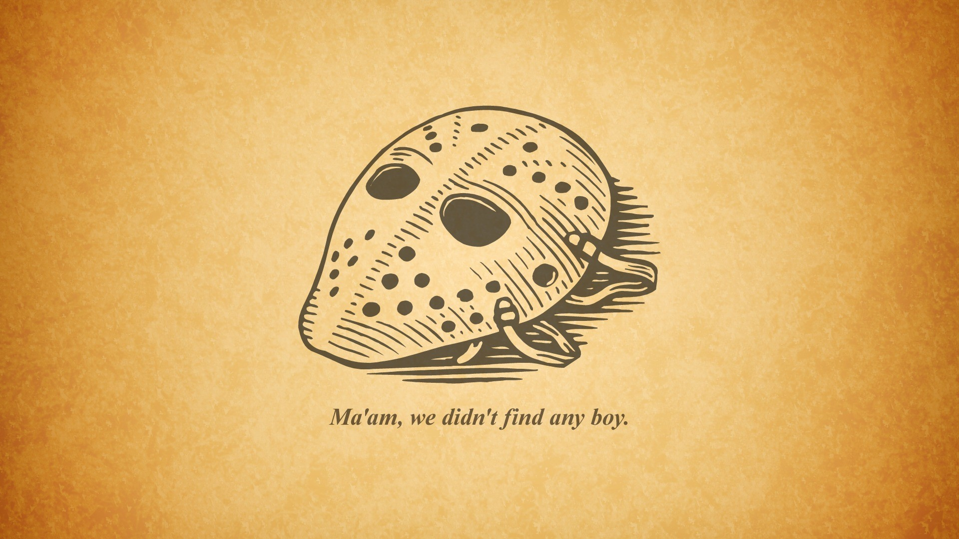 1920x1080 Friday the 13th quote HD Wallpaper  Friday ...