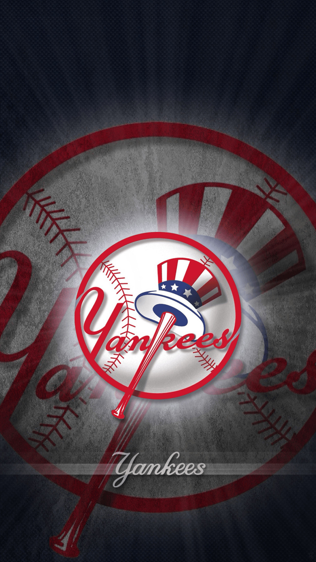 1920x1080 new york yankees logo android wallpaper hd future pinterest
