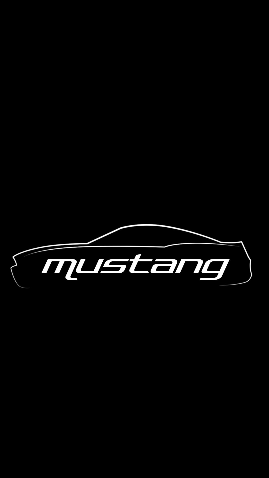 mustang emblem wallpaper (55+ images)
