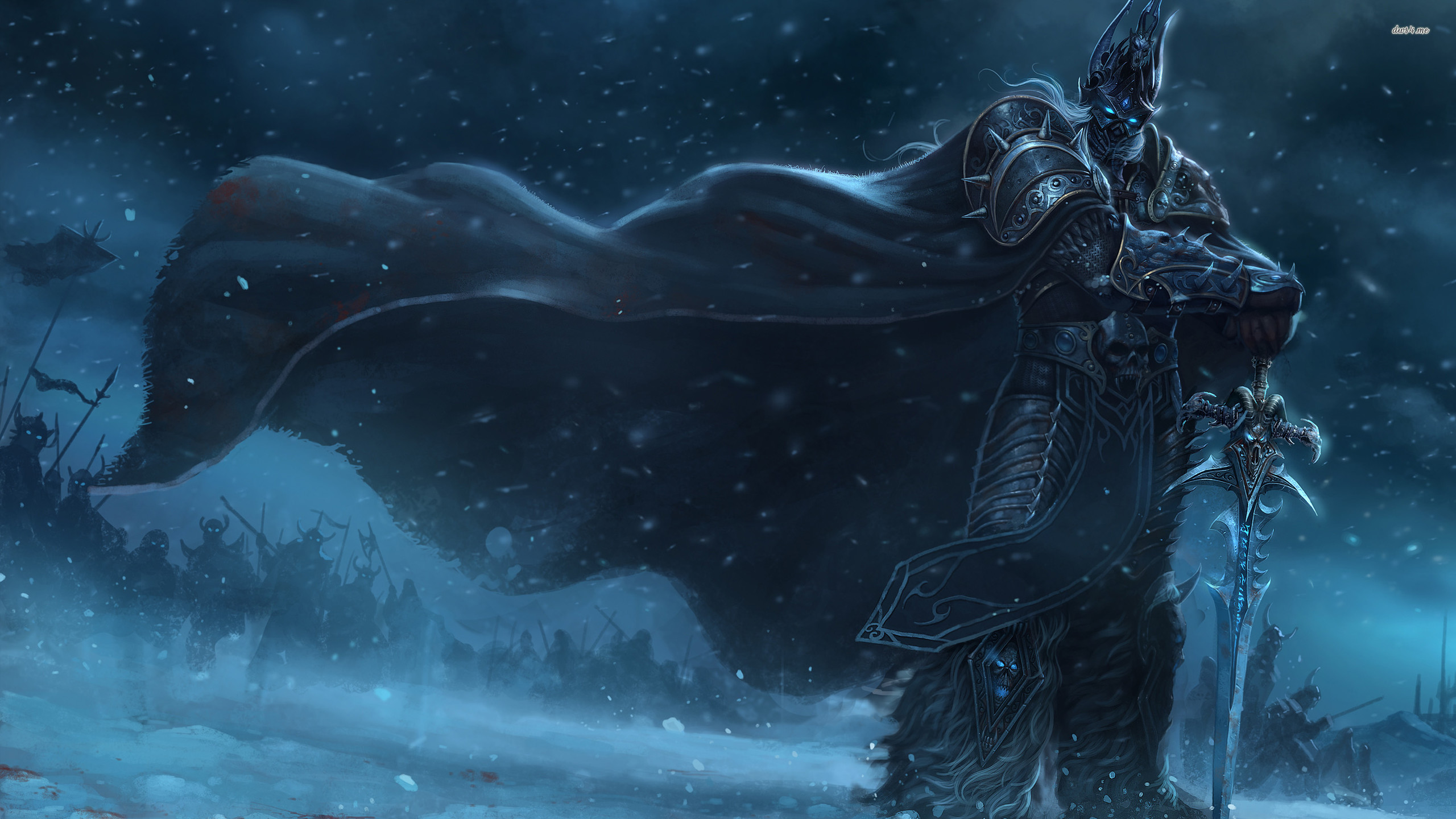 2560x1440  World Of Warcraft Wallpaper  px