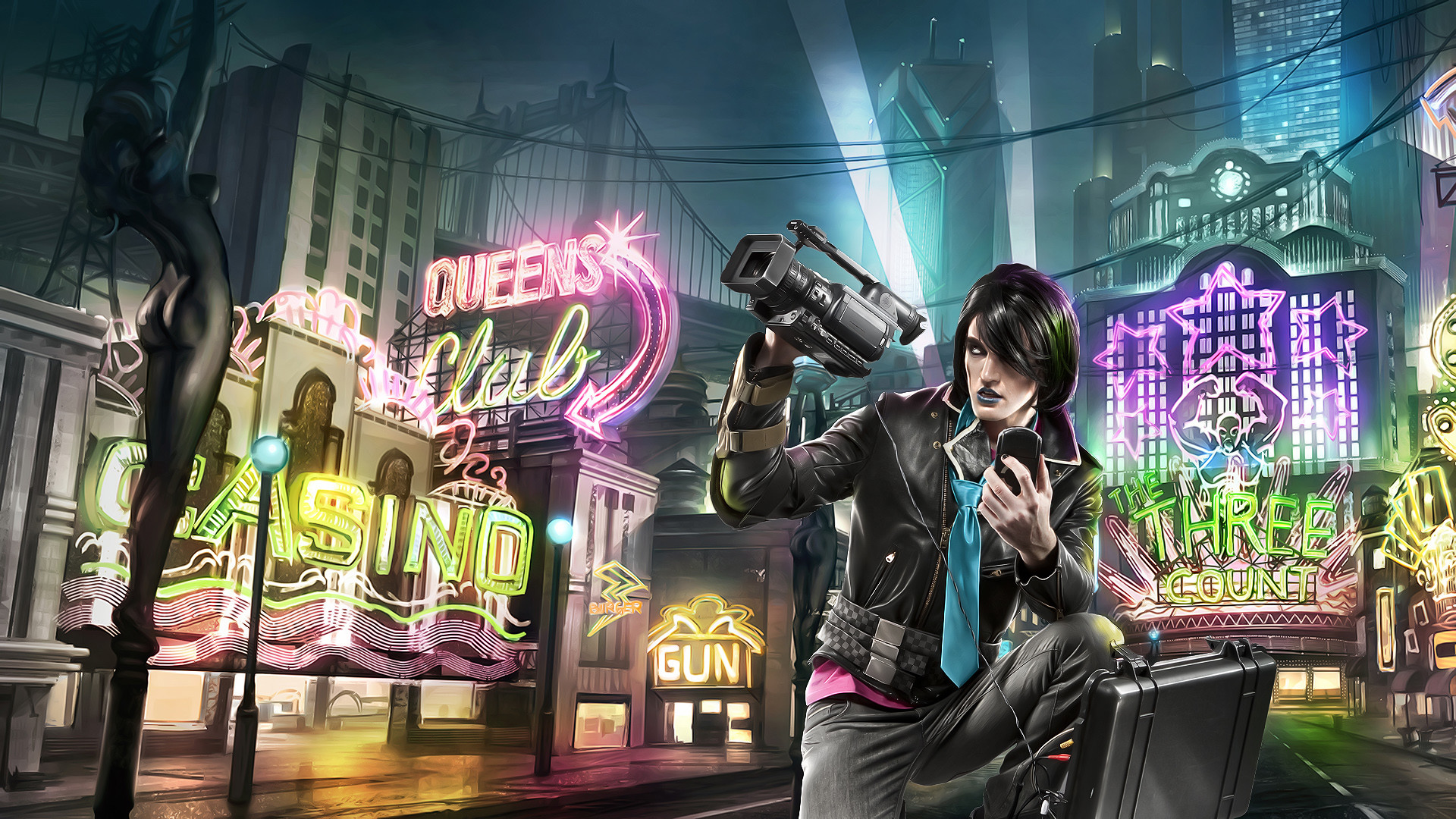 1920x1080 Video Game - Saints Row: The Third Wallpaper