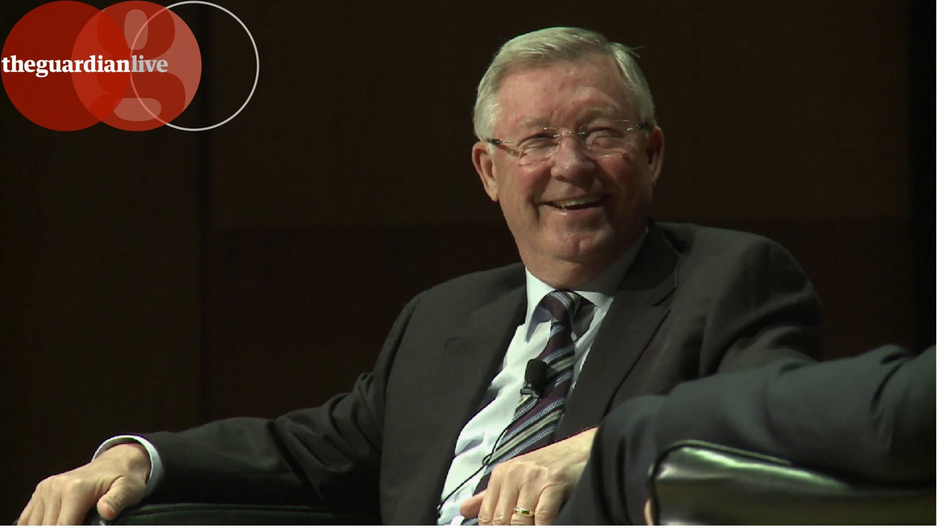 1920x1080 Sir Alex Ferguson on being offered the England job | Guardian Live