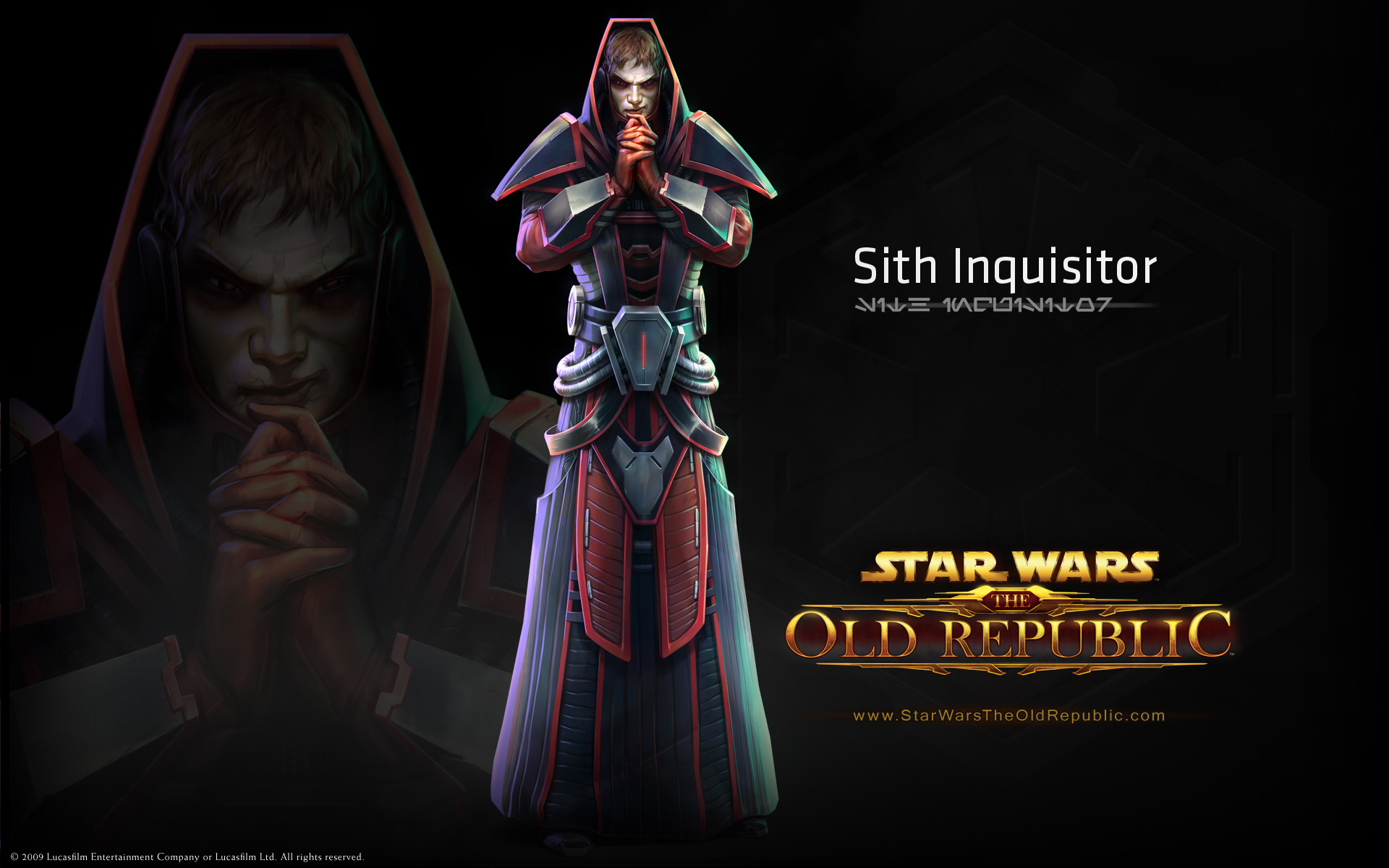 1920x1200 Sith Inquisitor [wide]