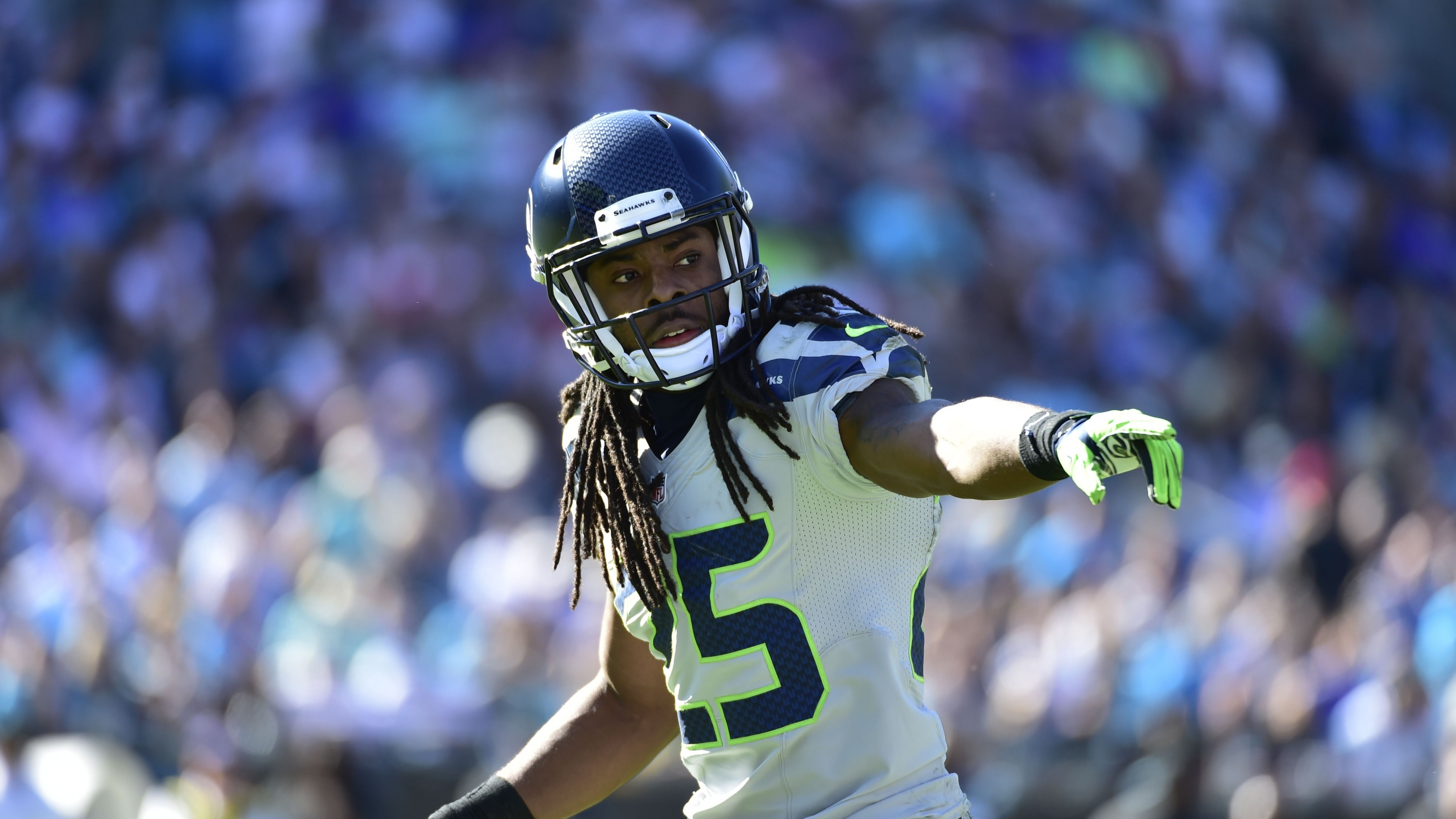 3840x2160 Preview wallpaper uber, madden curse, seattle seahawks, richard sherman