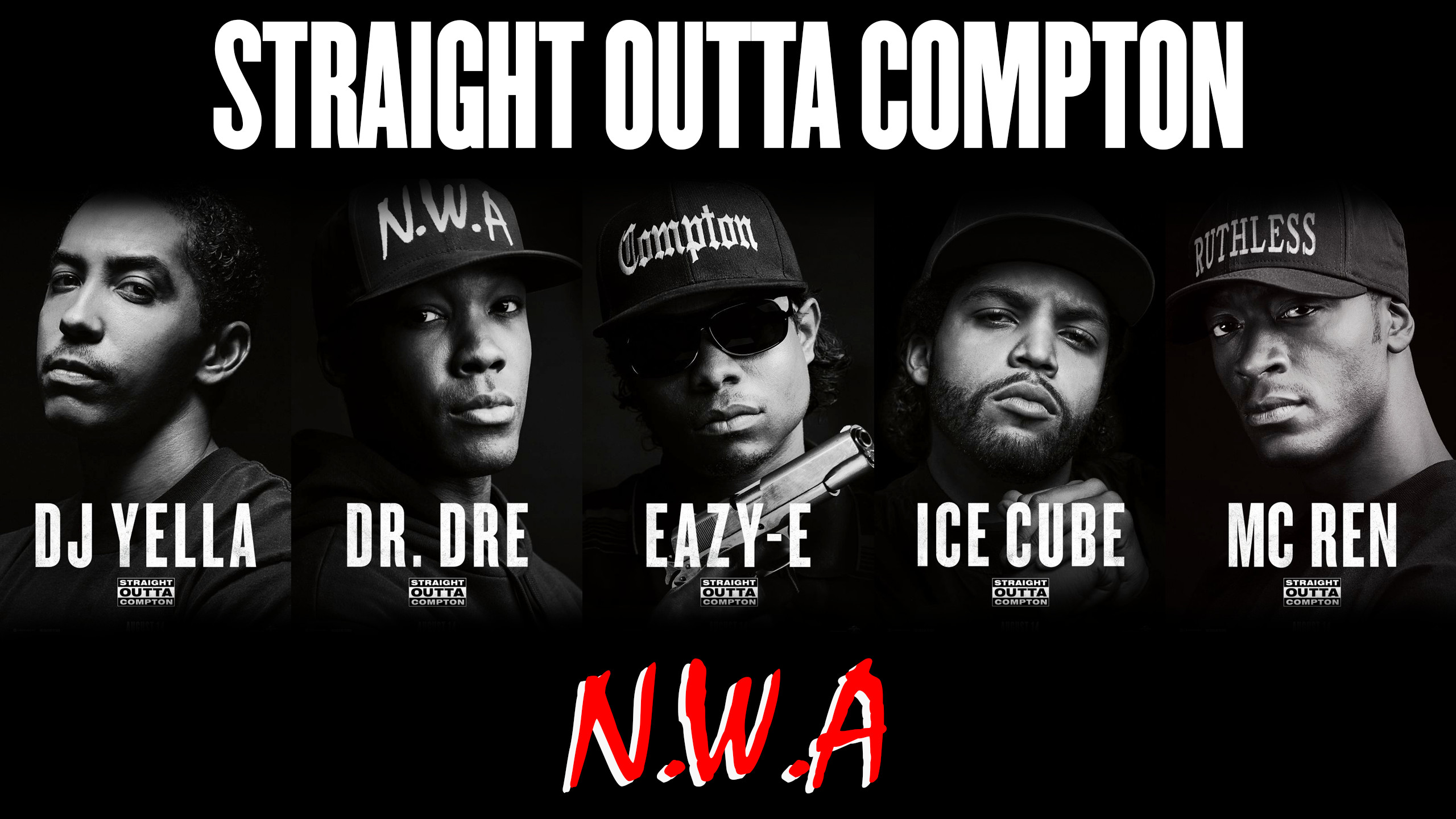 2560x1440 RMD:69 HD NWA IPhone Wallpapers