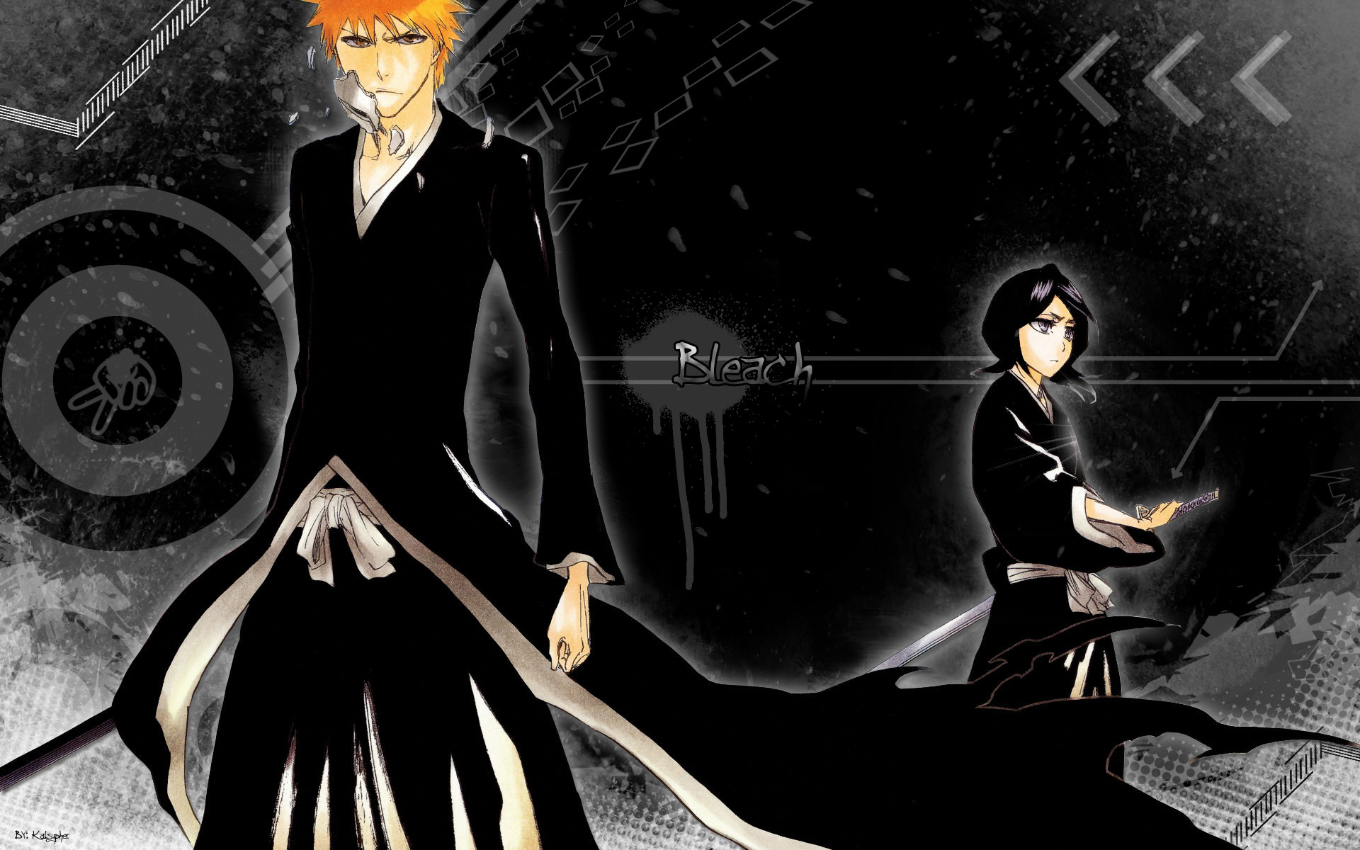 bleach ichigo and rukia wallpaper 63 images