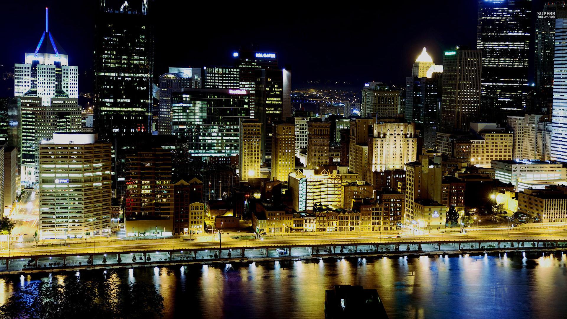 Pittsburgh Desktop Wallpaper Skyline: Steelers Screensavers And Wallpaper (69+ Images