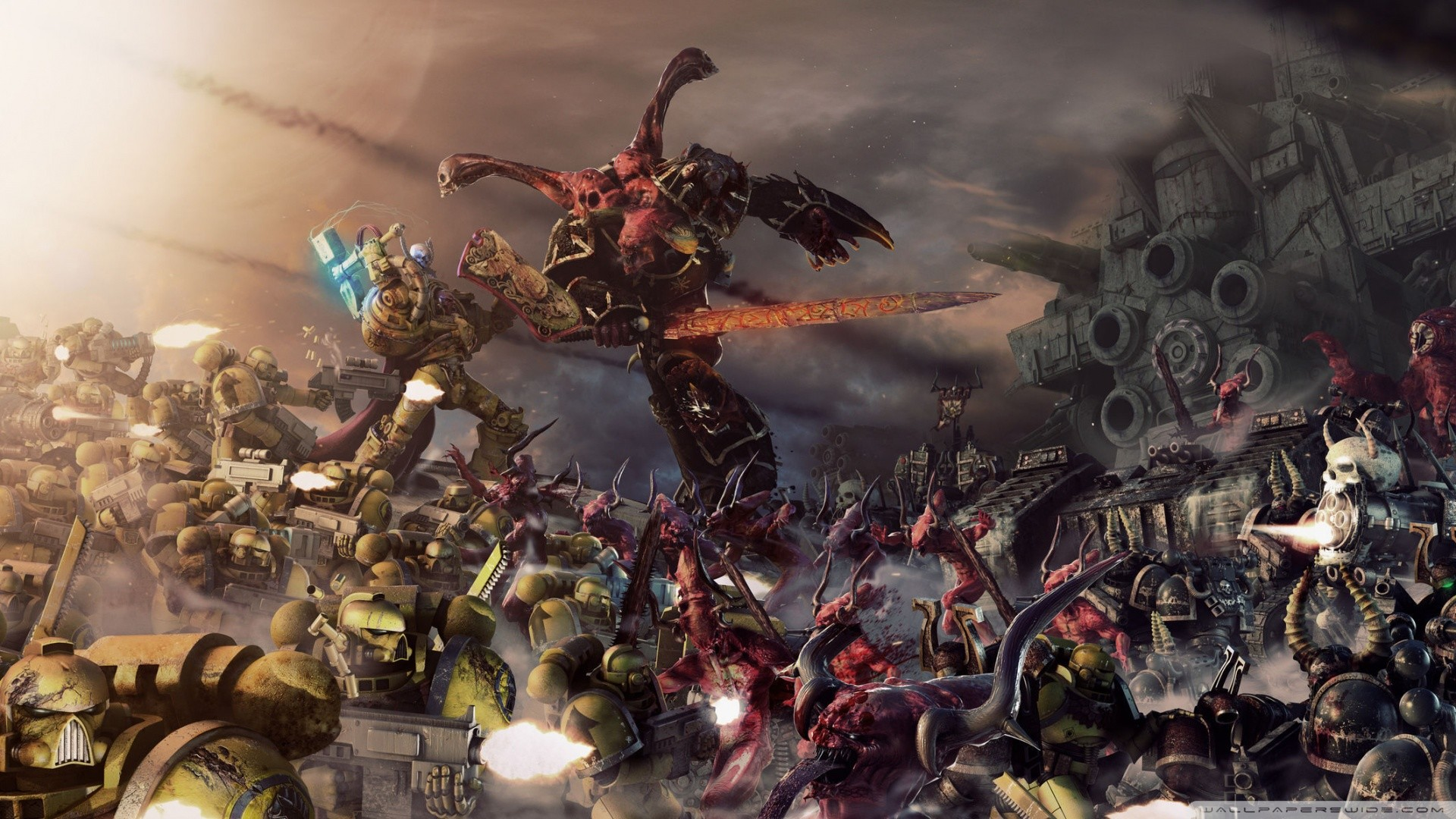 1920x1080 Community Post: 25 Reasons Space Marines Are Awesome