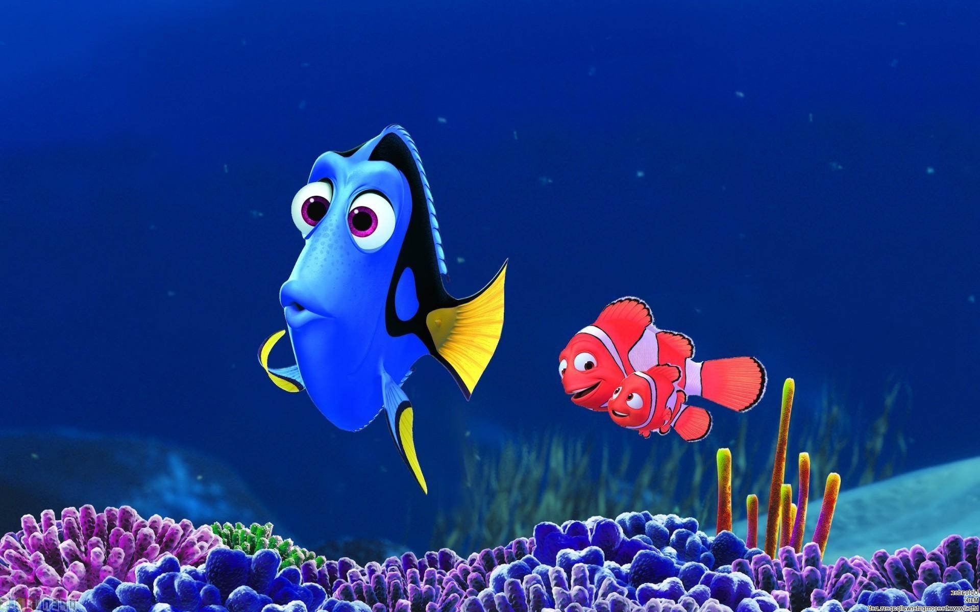 1920x1200 Finding Nemo 3D Wallpaper Tag