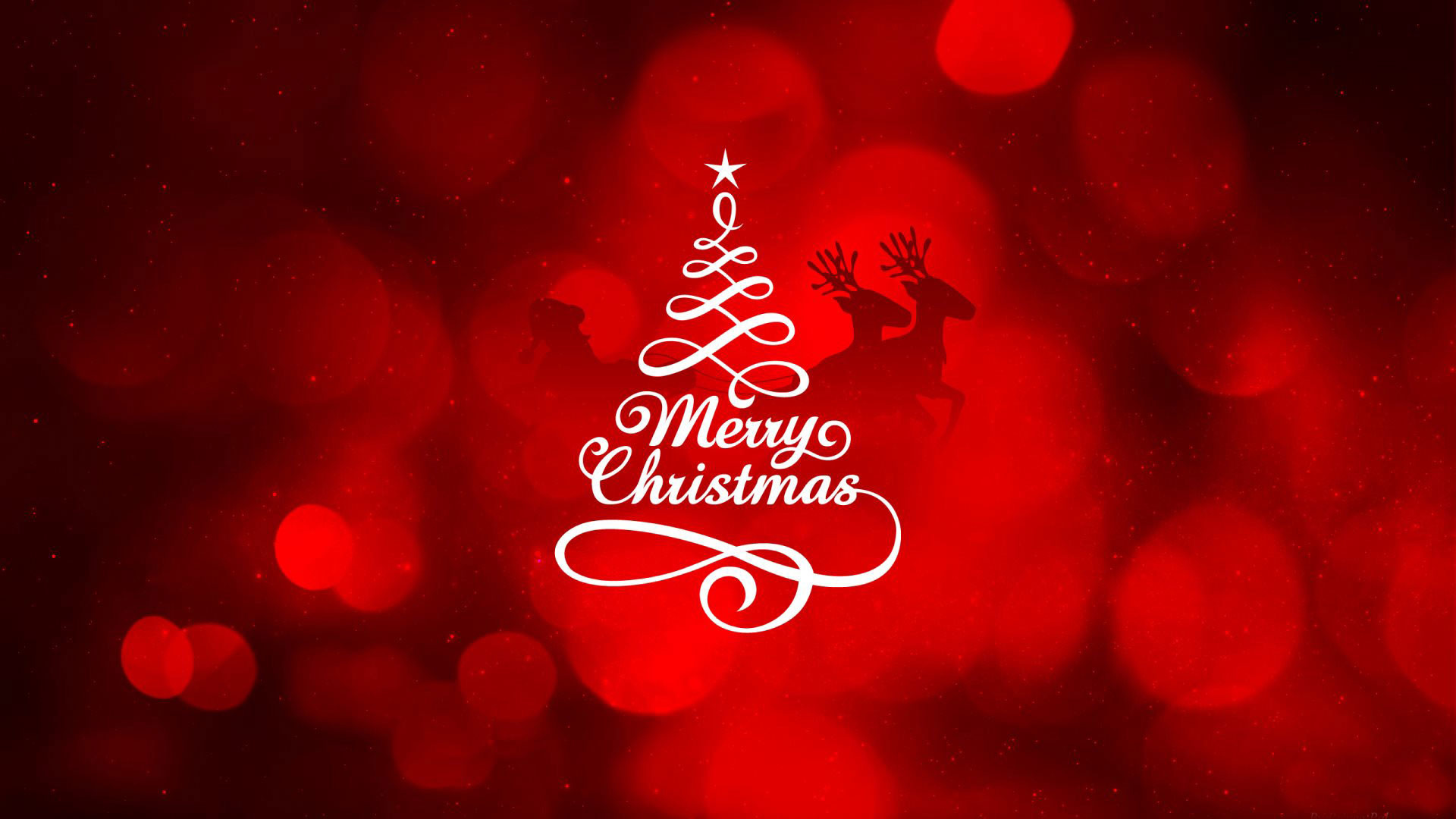 1920x1200 3D Christmas Wallpapers