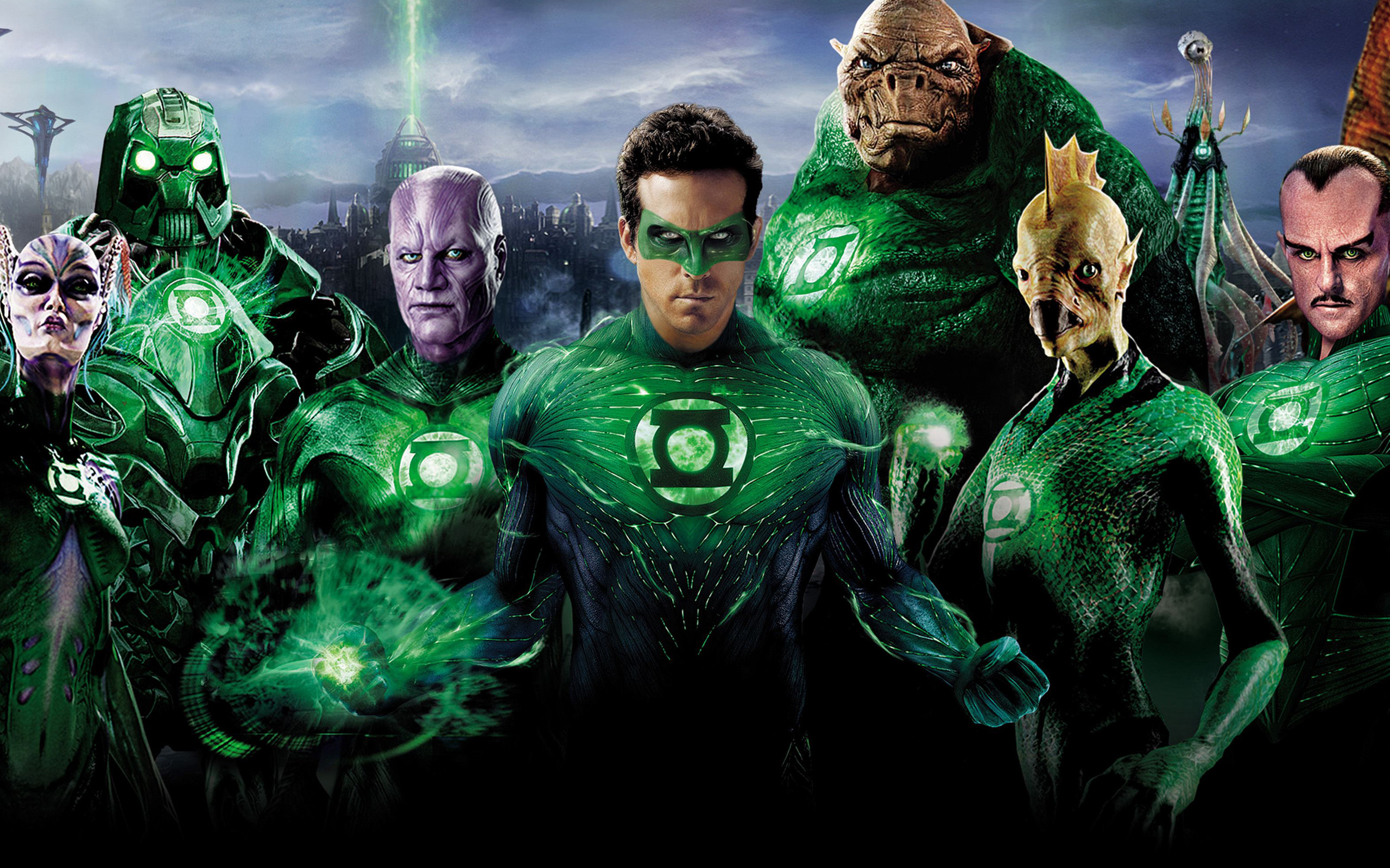 2560x1600 Green Lantern Superheroes Wallpapers | HD Wallpapers