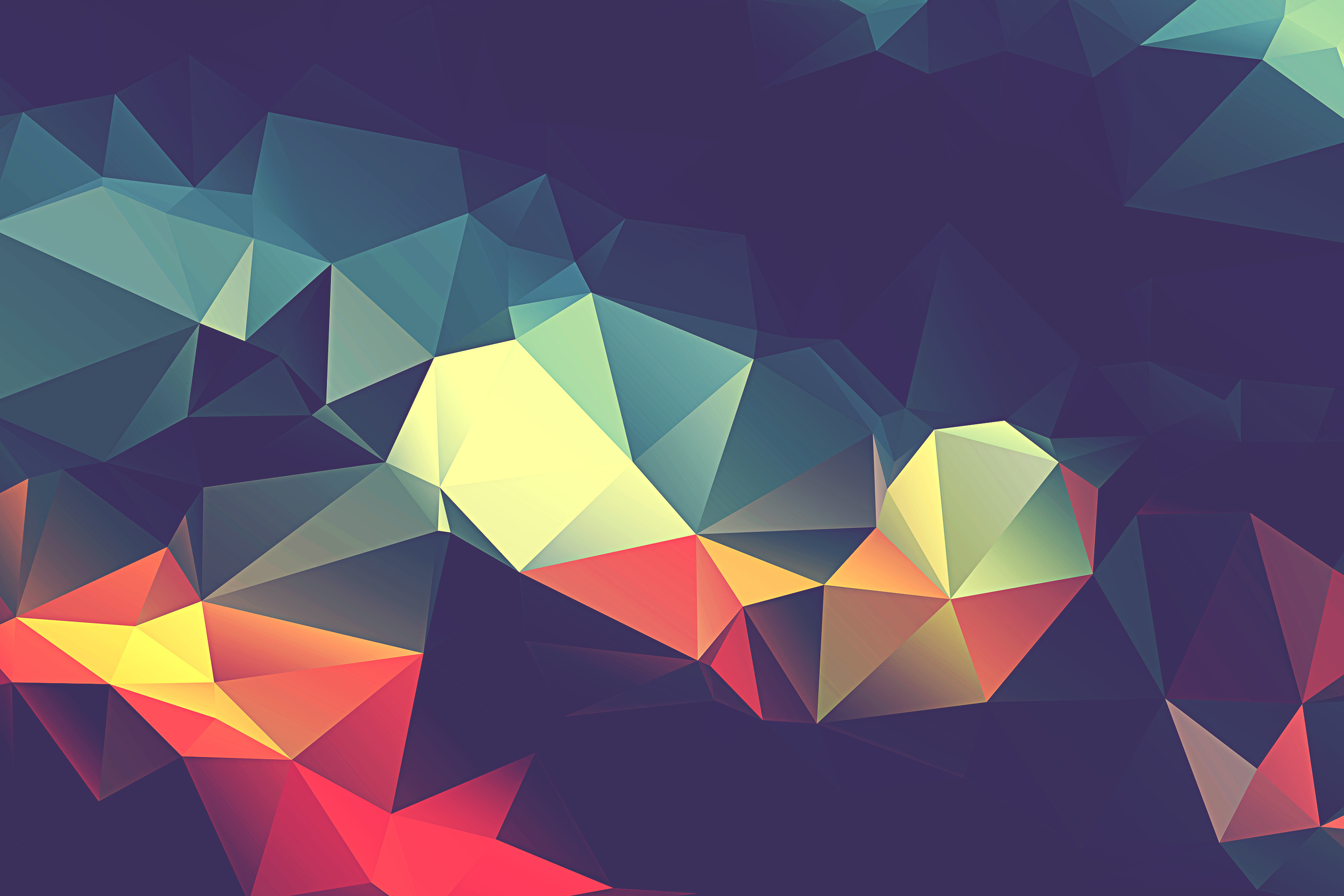 3000x2000 Android Wallpapers Of The Week13 Polygon Backgrounds