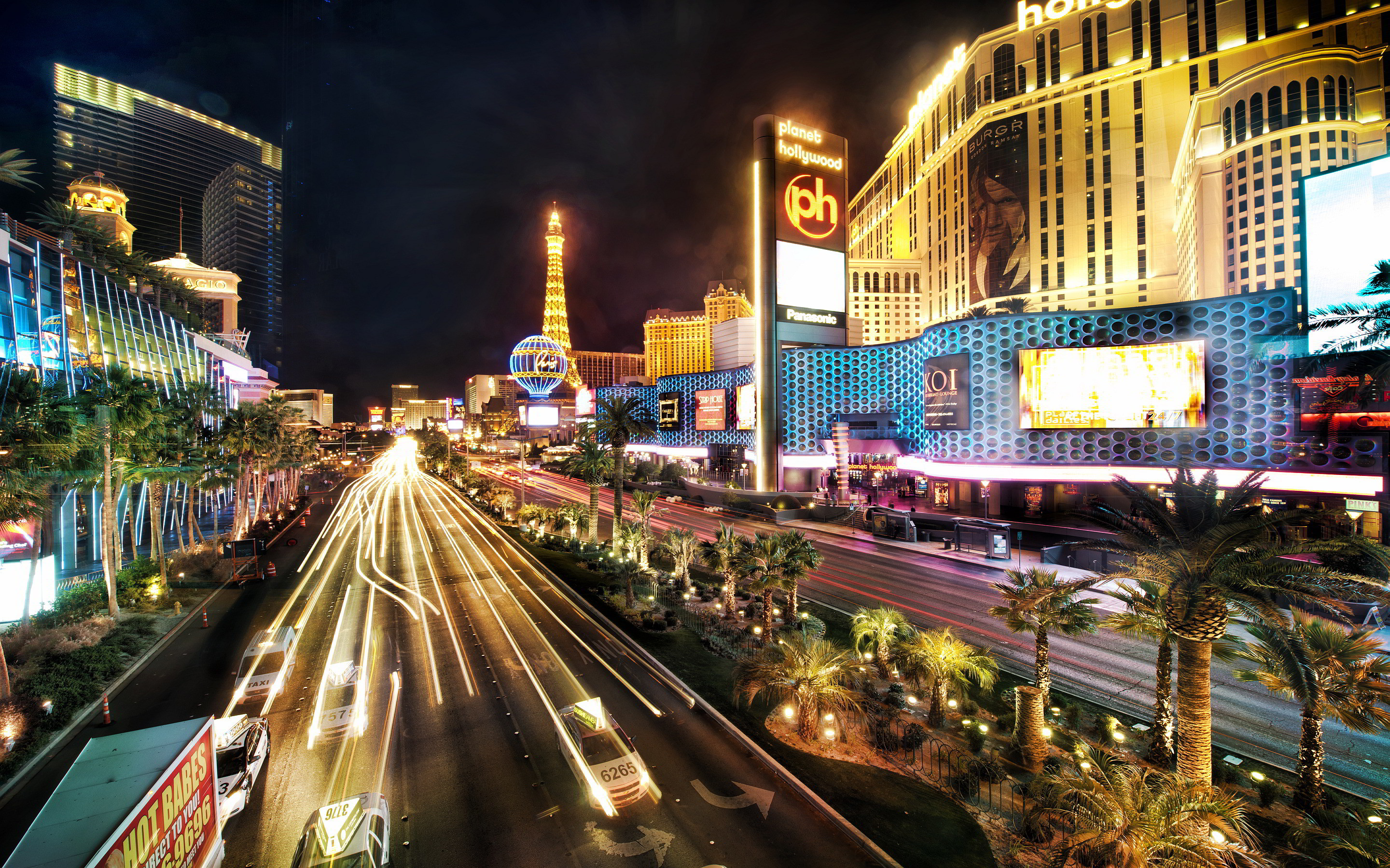 2880x1800 Las Vegas Wallpaper HD 47698