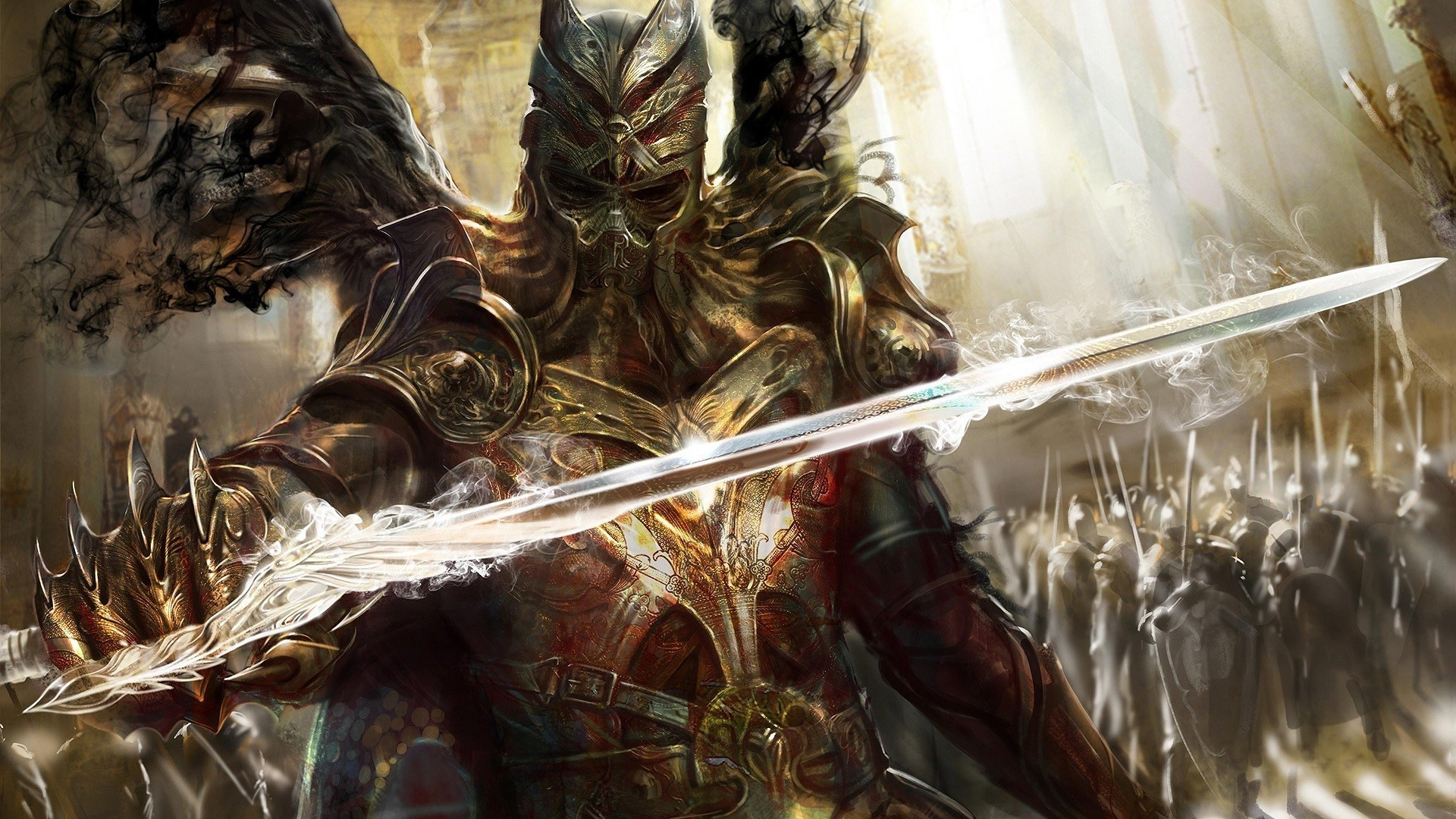 1920x1080 Medieval Knights Wallpaper - Wallpapers Browse ...