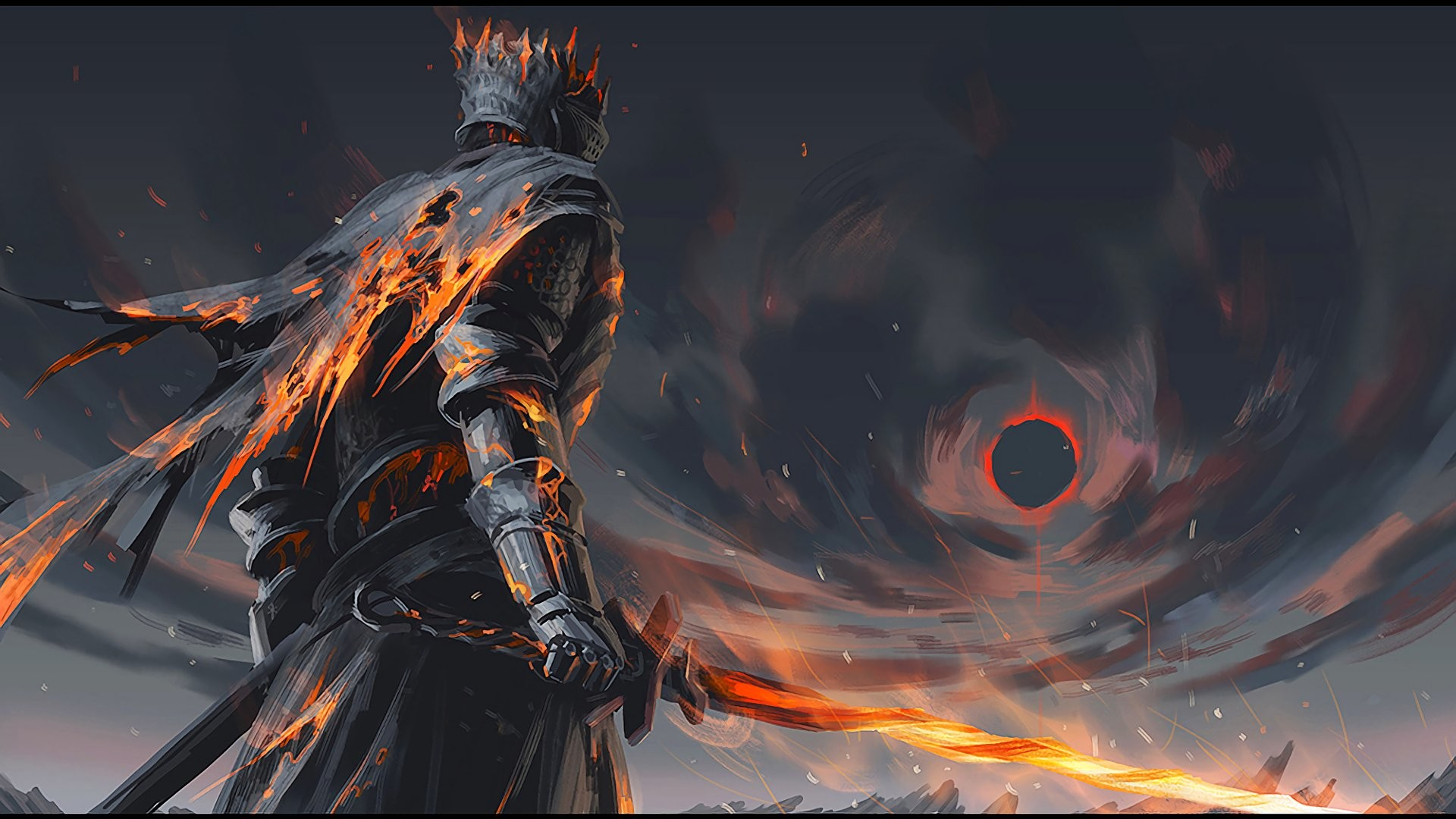 1920x1080 HD Wallpaper | Background ID:698414.  Video Game Dark Souls III.  39 Like. Favorite