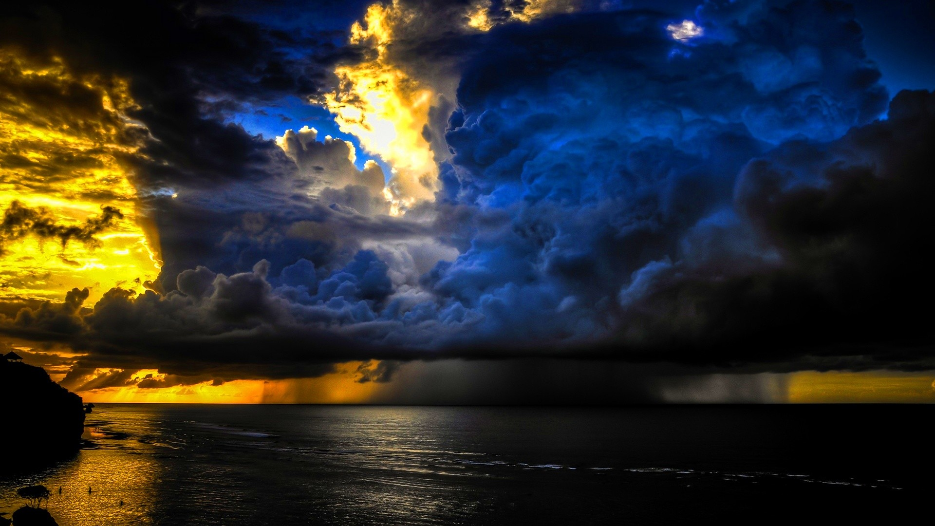 1920x1080 Storm Full HD Wallpaper - Wallpaper, High Definition, High Quality .