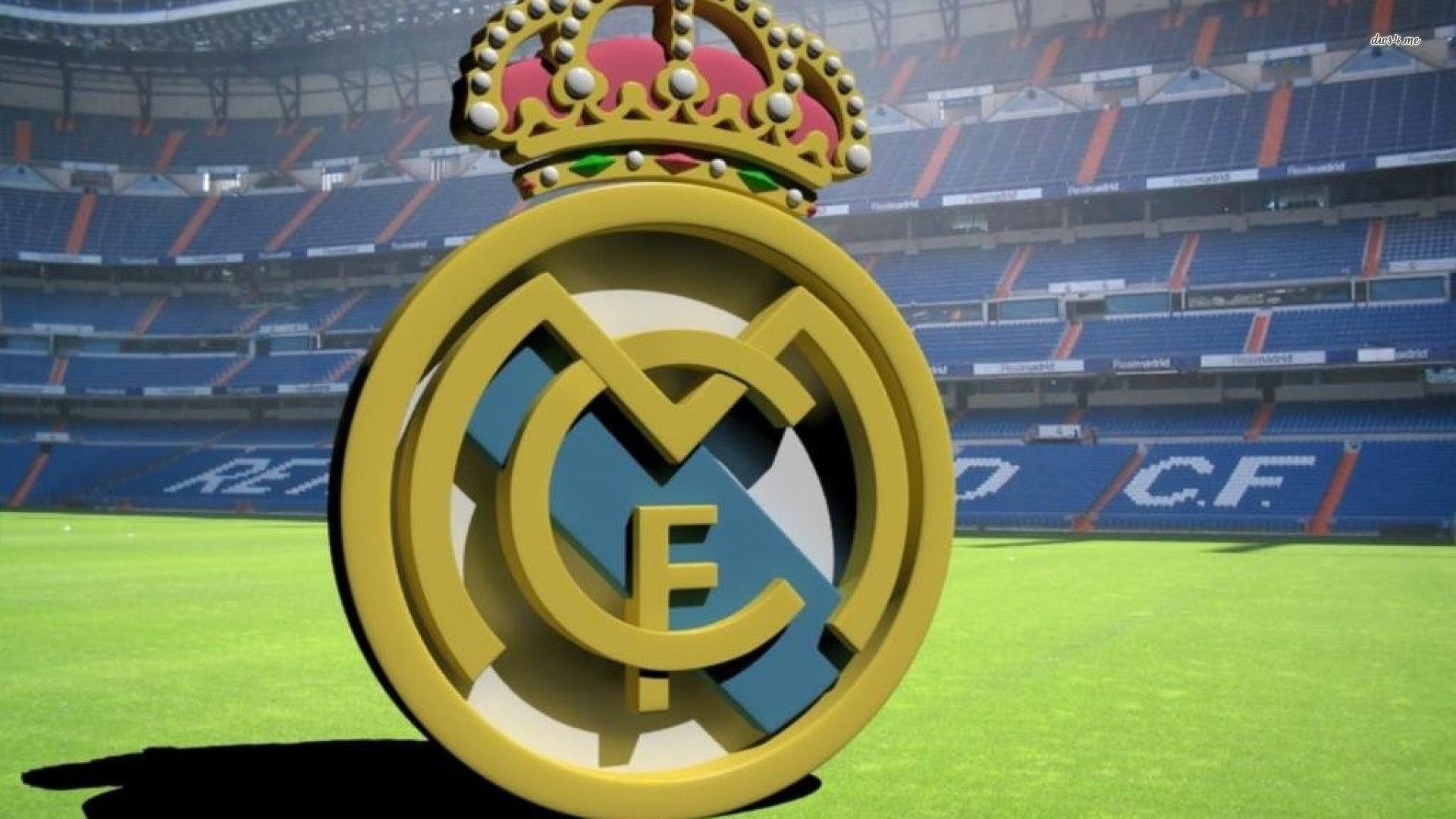 1920x1080 Logo, Real, Madrid