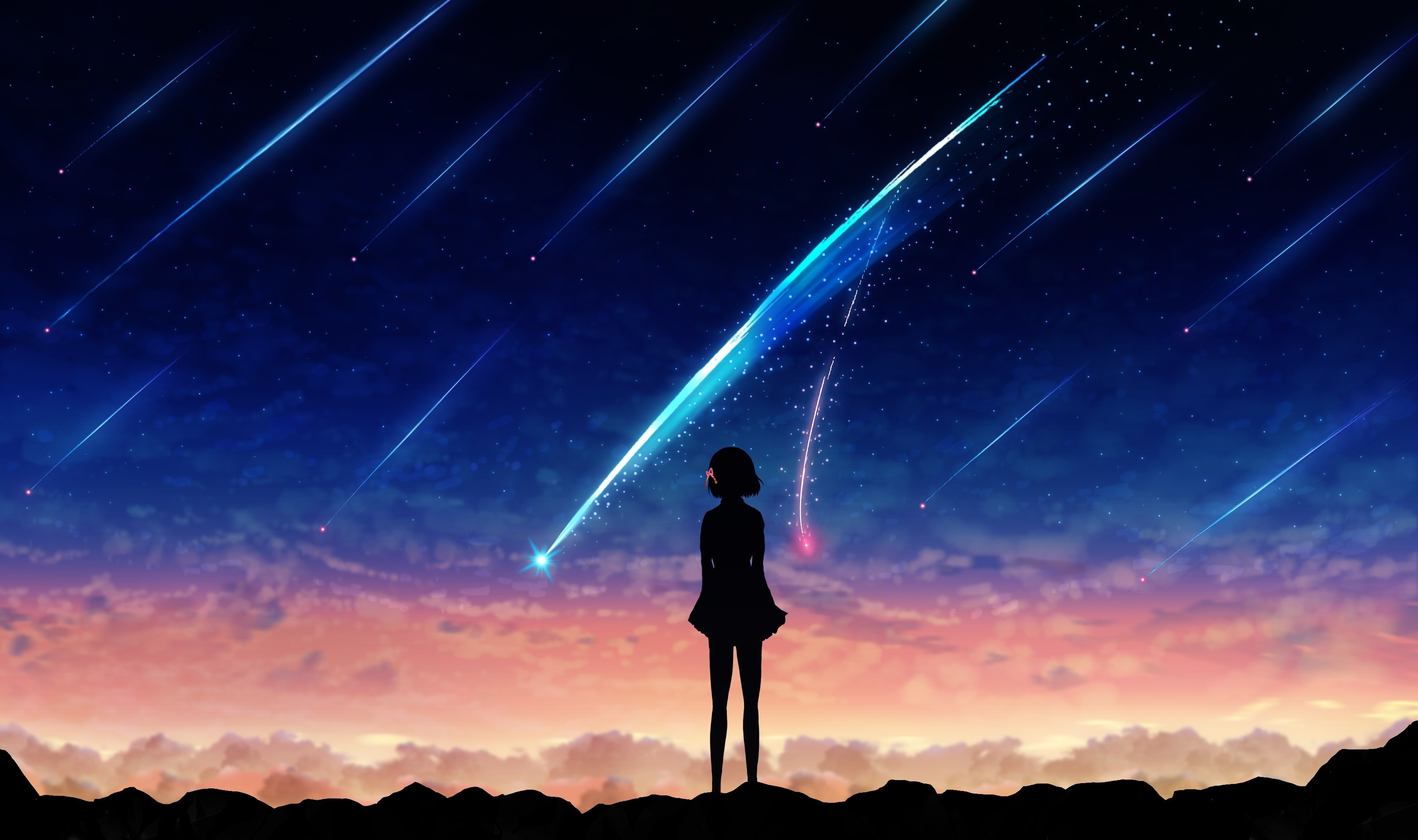 3240x1920 Title : your name wallpapers (78+ images) Dimension : 3240 x 1920. File  Type : JPG/JPEG. 10 Best Your Name Desktop Wallpaper FULL HD ...