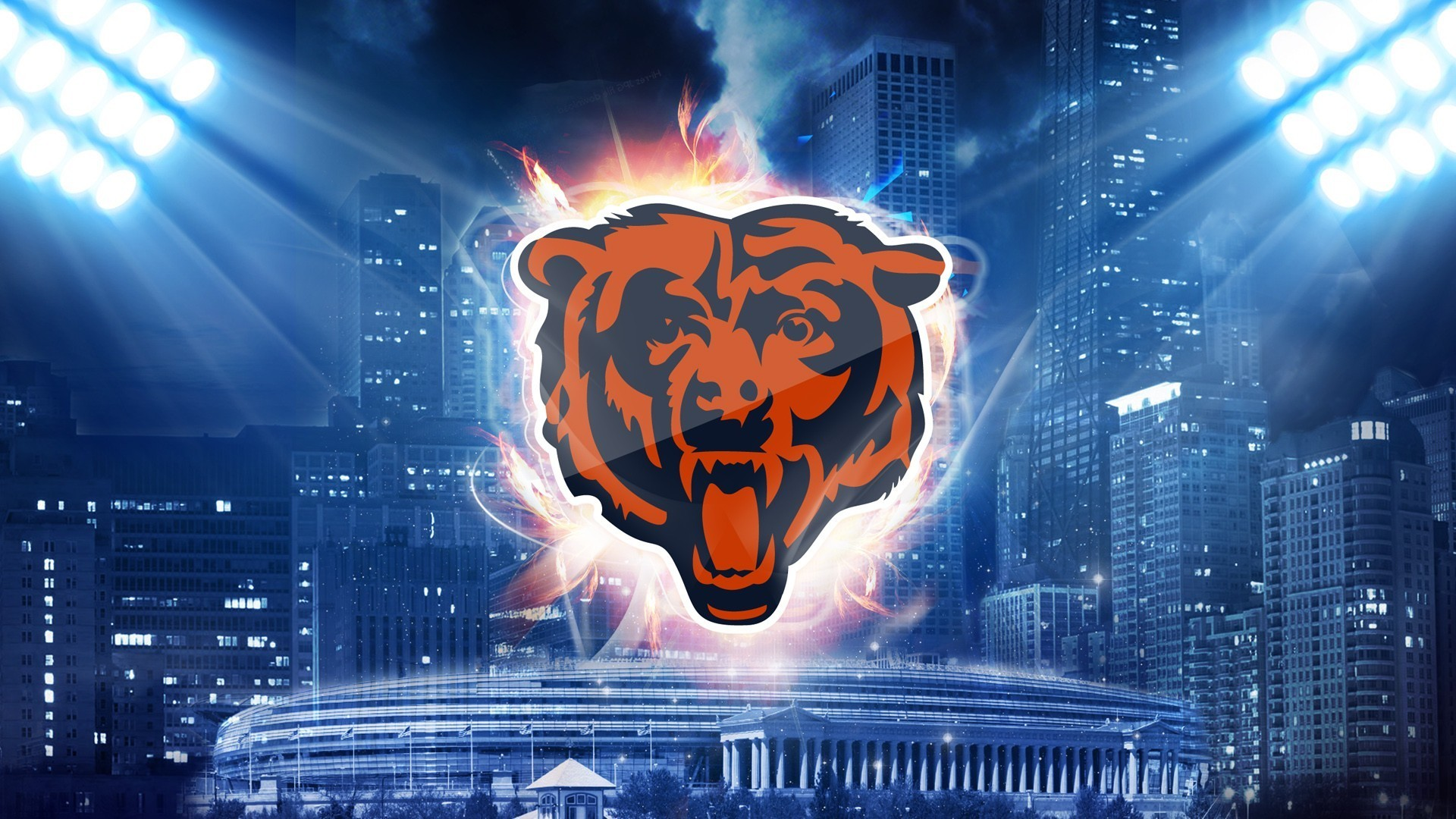 1920x1080 Chicago Bears Live Wallpaper 2017 2018 Best Cars Reviews