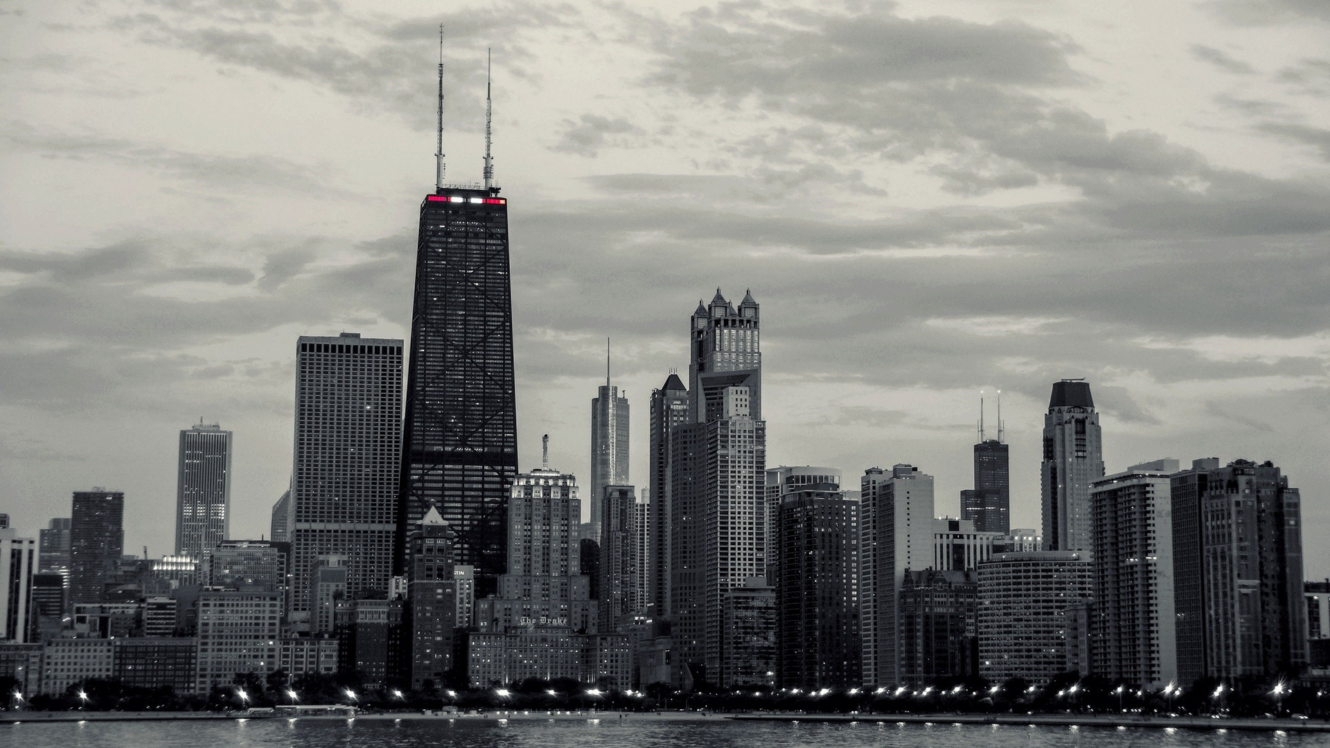 1920x1080 Chicago Skyline Wallpapers