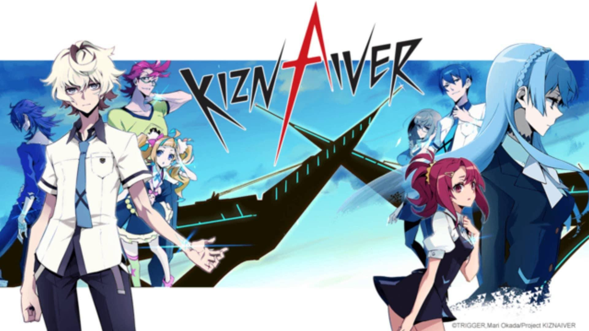 1920x1080 Anime Wallpapers Kiznaiver HD 4K Download For Mobile iPhone & PC