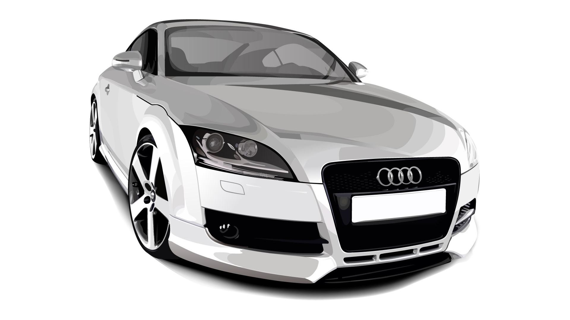 1920x1080  Hd White audi car backgrounds wide  wallpapers:1280x800,1440x900,1680x1050 - hd