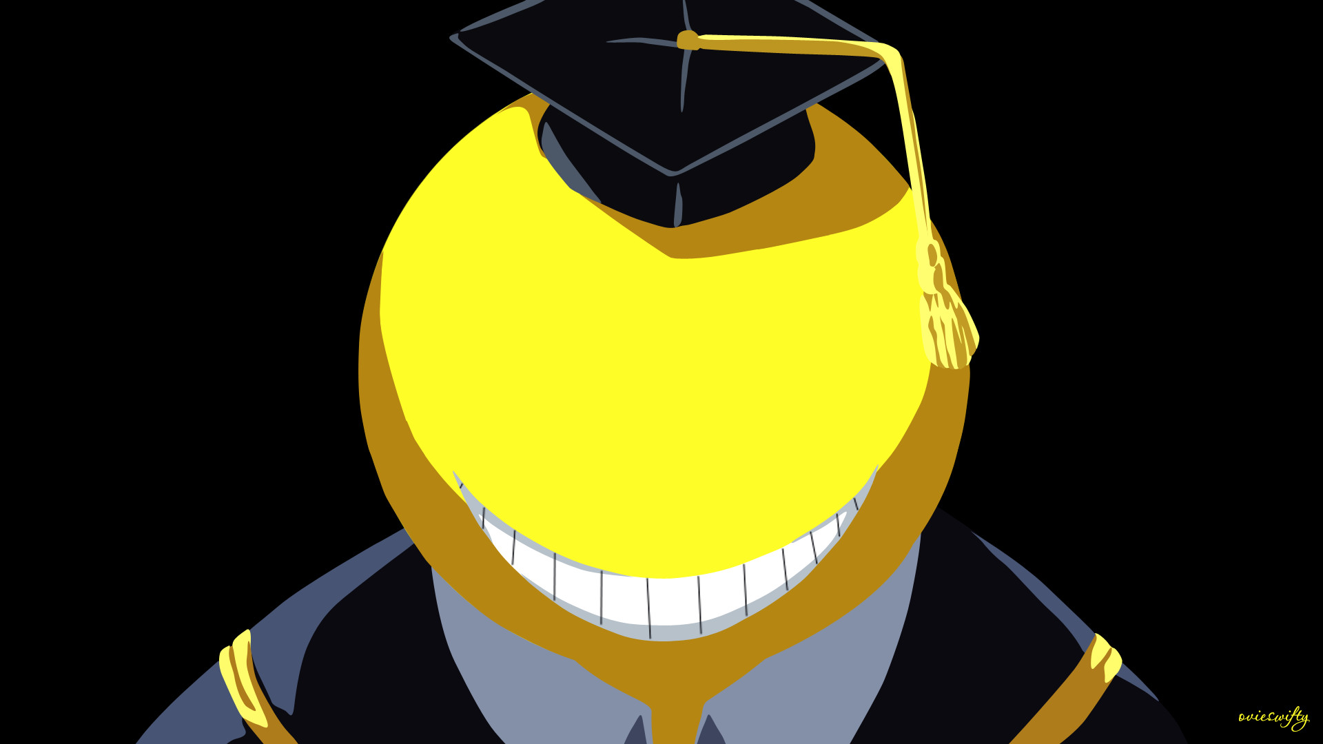 1920x1080 ... Koro-sensei (Normal) | Assassination Classroom by ovieswifty