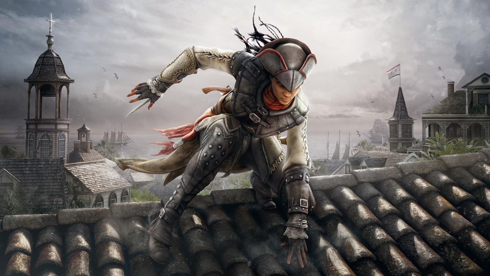 Assassins creed 3 wallpapers 76 images 1920x1200 fantasy art assassins creed 3 wallpapers hd desktop and mobile backgrounds voltagebd Choice Image