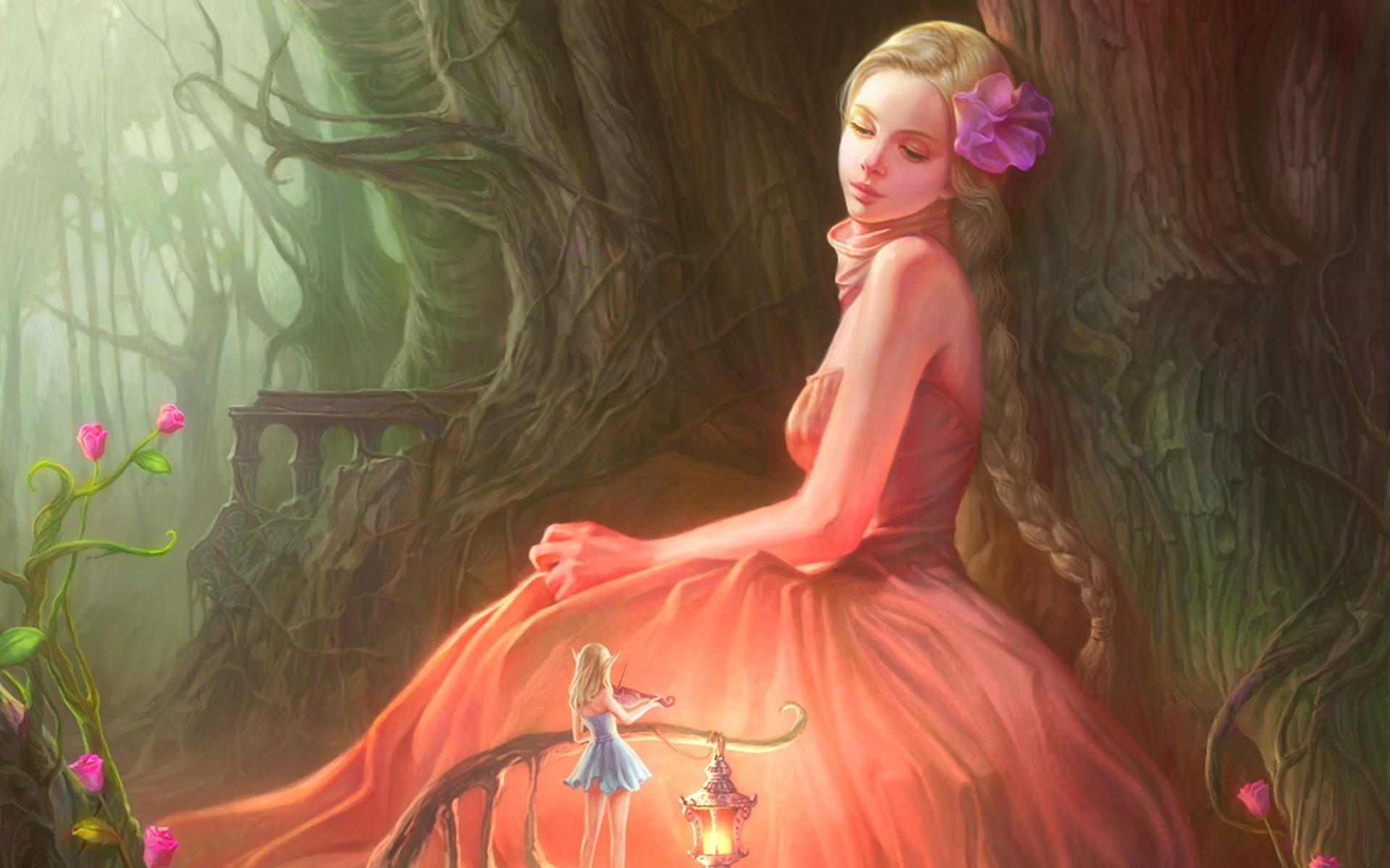 Fantasy Fairies Wallpapers 62 Images