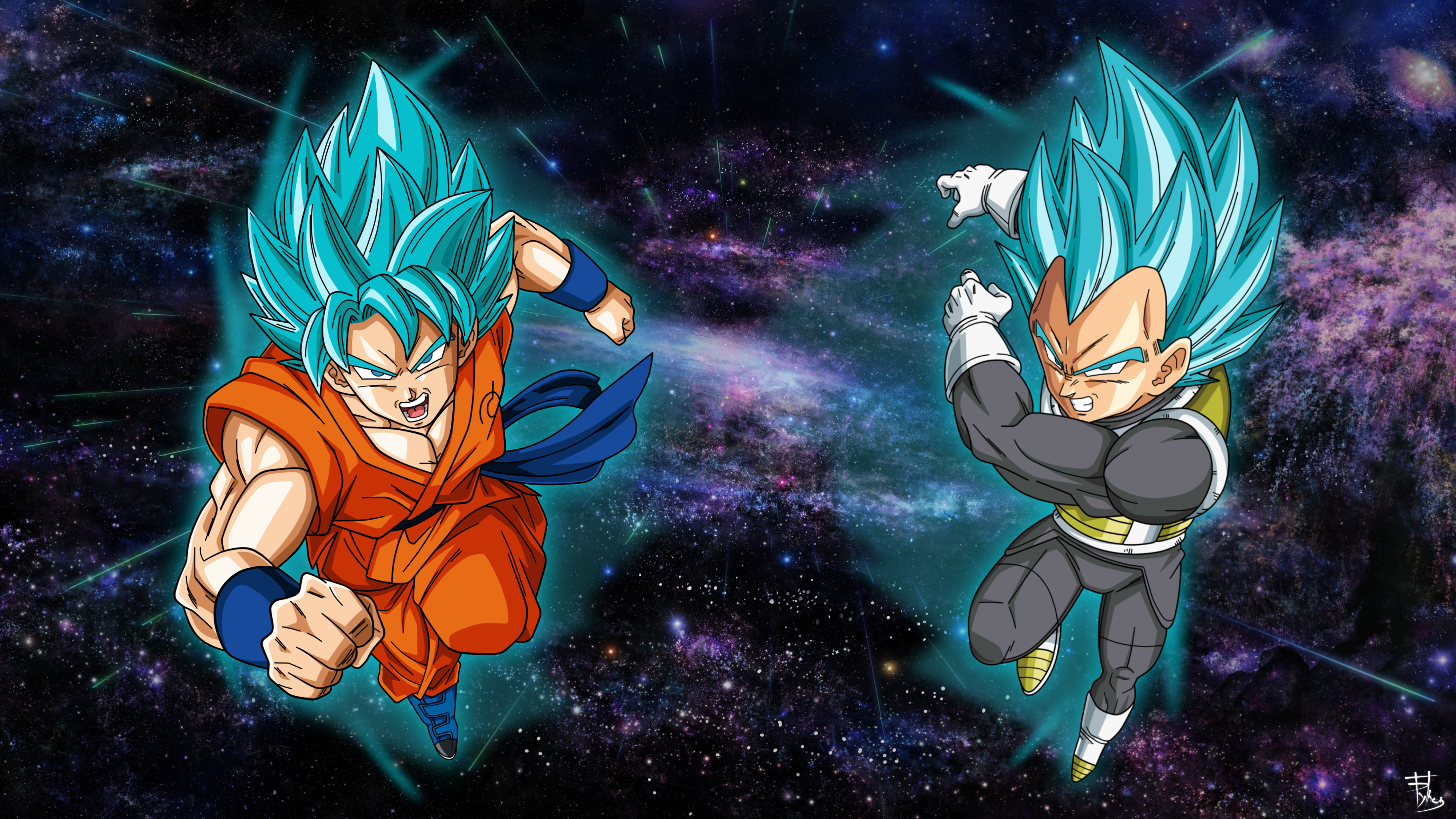 Dragon Ball Super Wallpapers (57+ Images