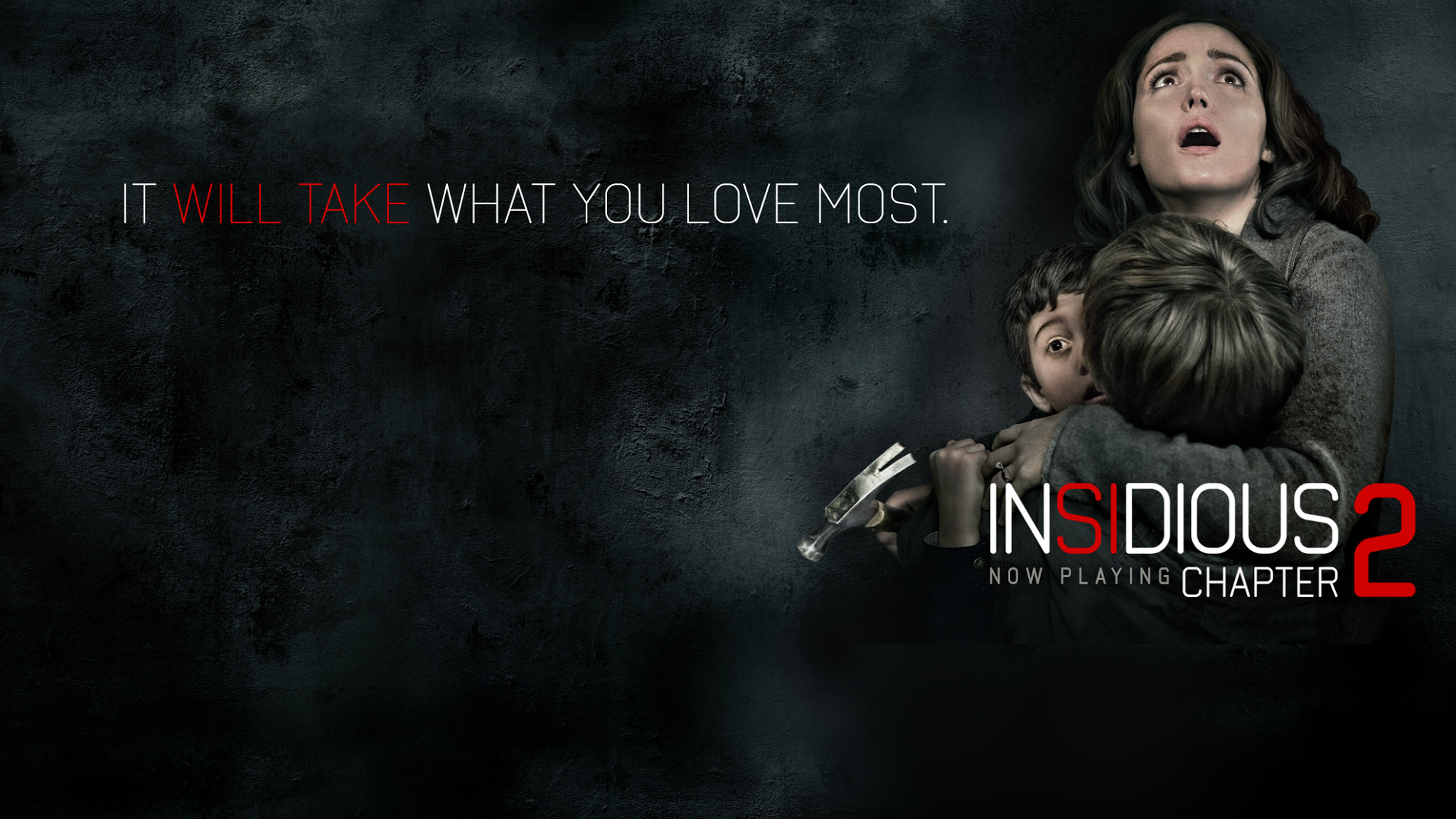 2048x1152 Download Insidious Horror Movie Poster HD Wallpaper. Search more high .