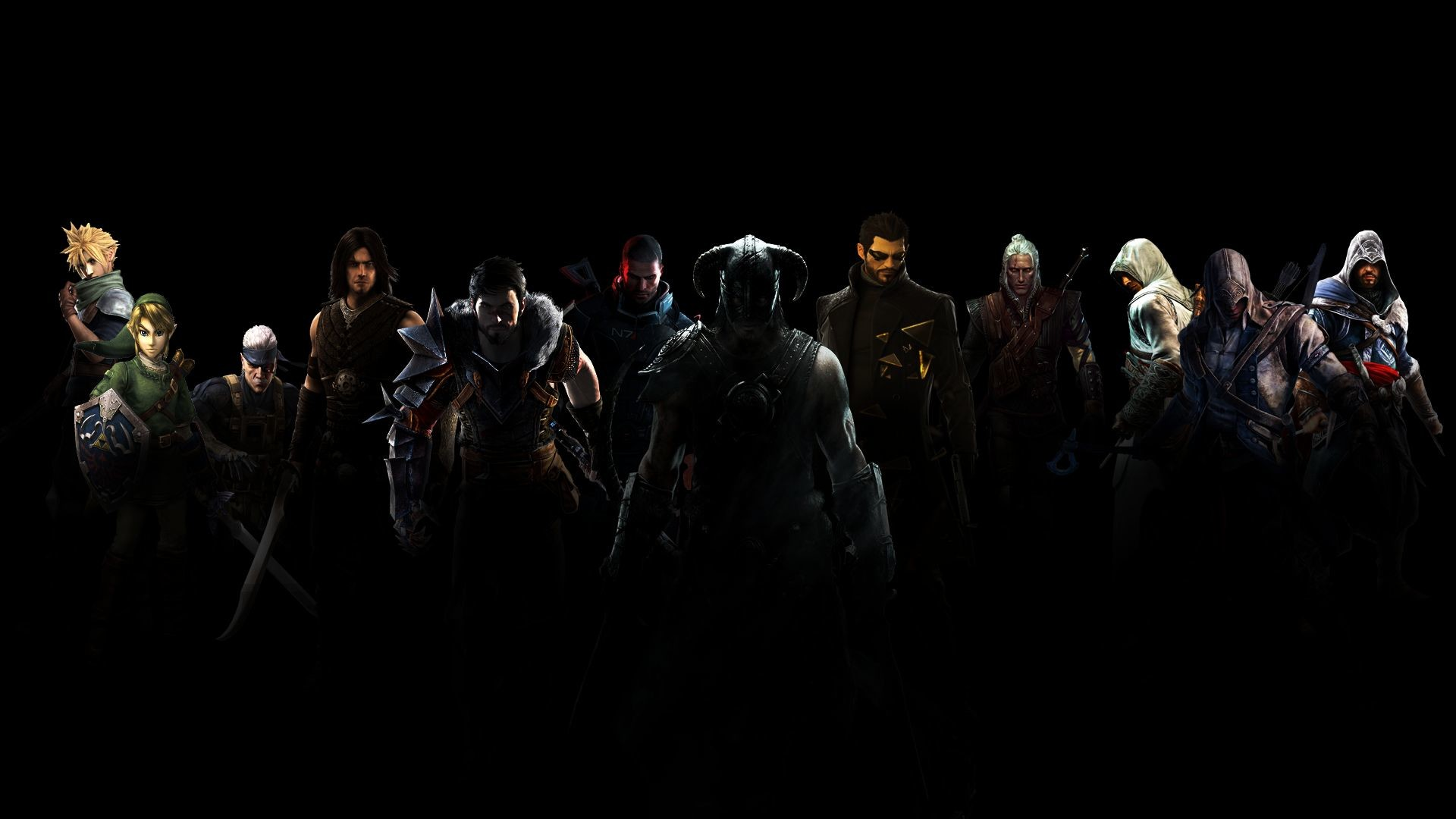 1920x1080 Video Game Characters Wallpapers High Definition Is Cool Wallpapers