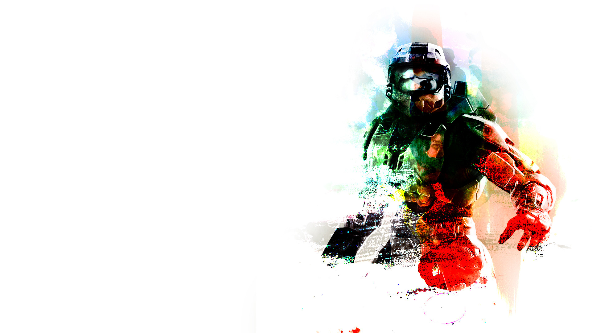 1920x1080 Halo Master Chief HD desktop wallpaper High Definition