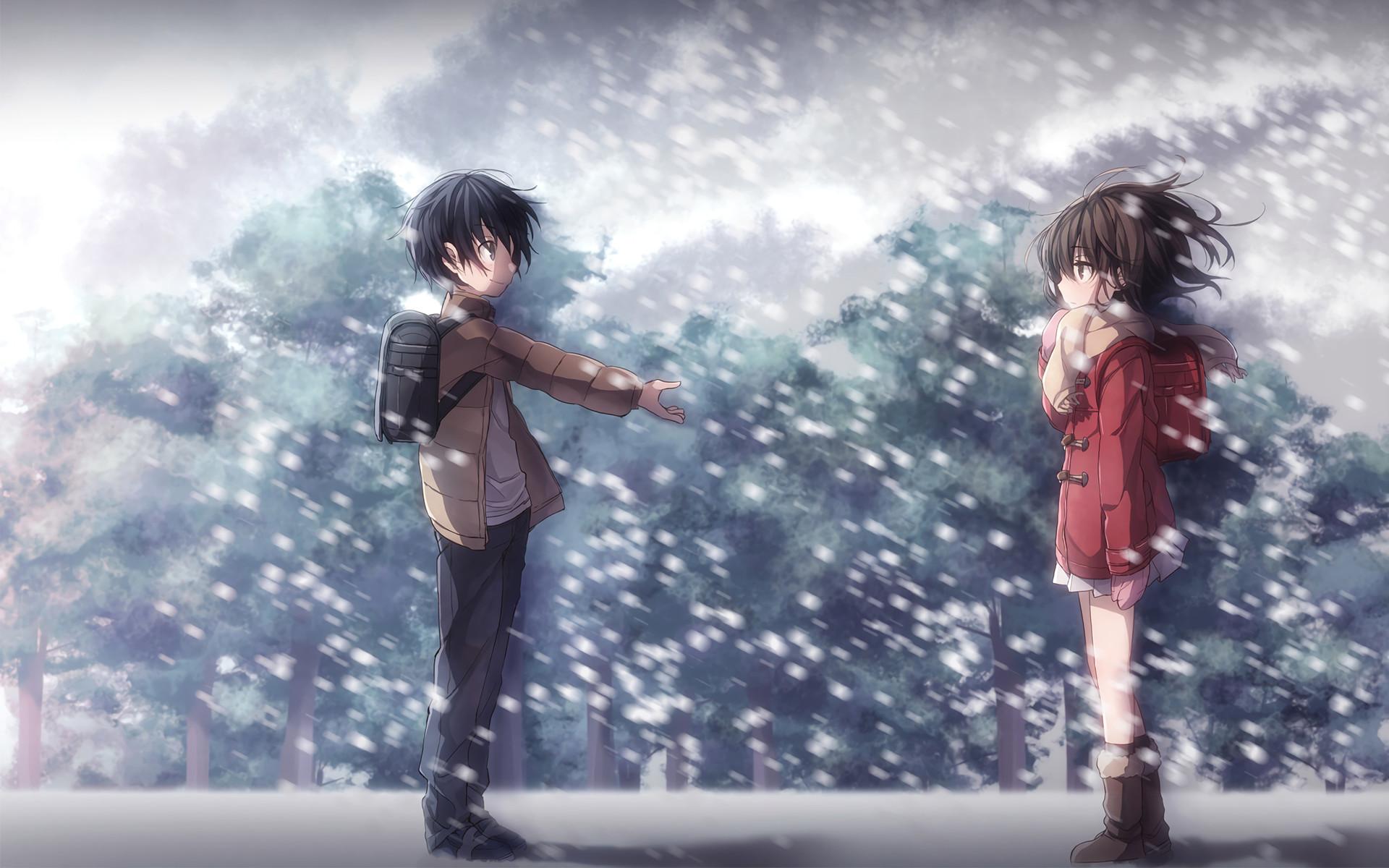 Erased Anime Wallpaper (81+ images)