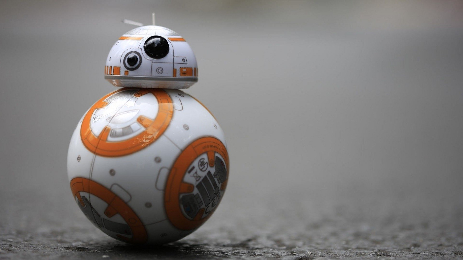 1920x1080 BB 8, Star Wars, Star Wars: Episode VII The Force Awakens Wallpapers HD /  Desktop and Mobile Backgrounds