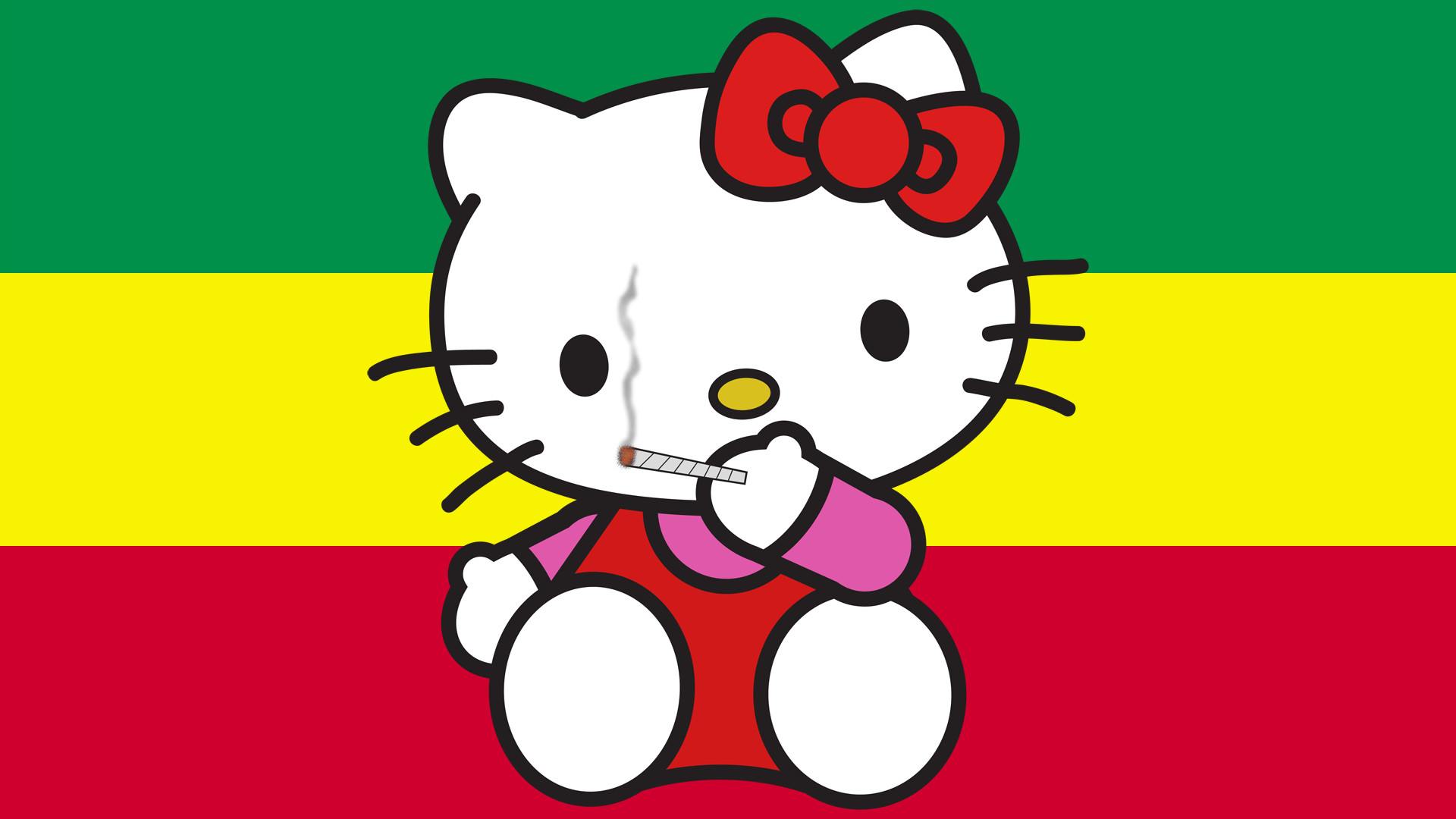 Hello Kitty Red Wallpaper 57 Images
