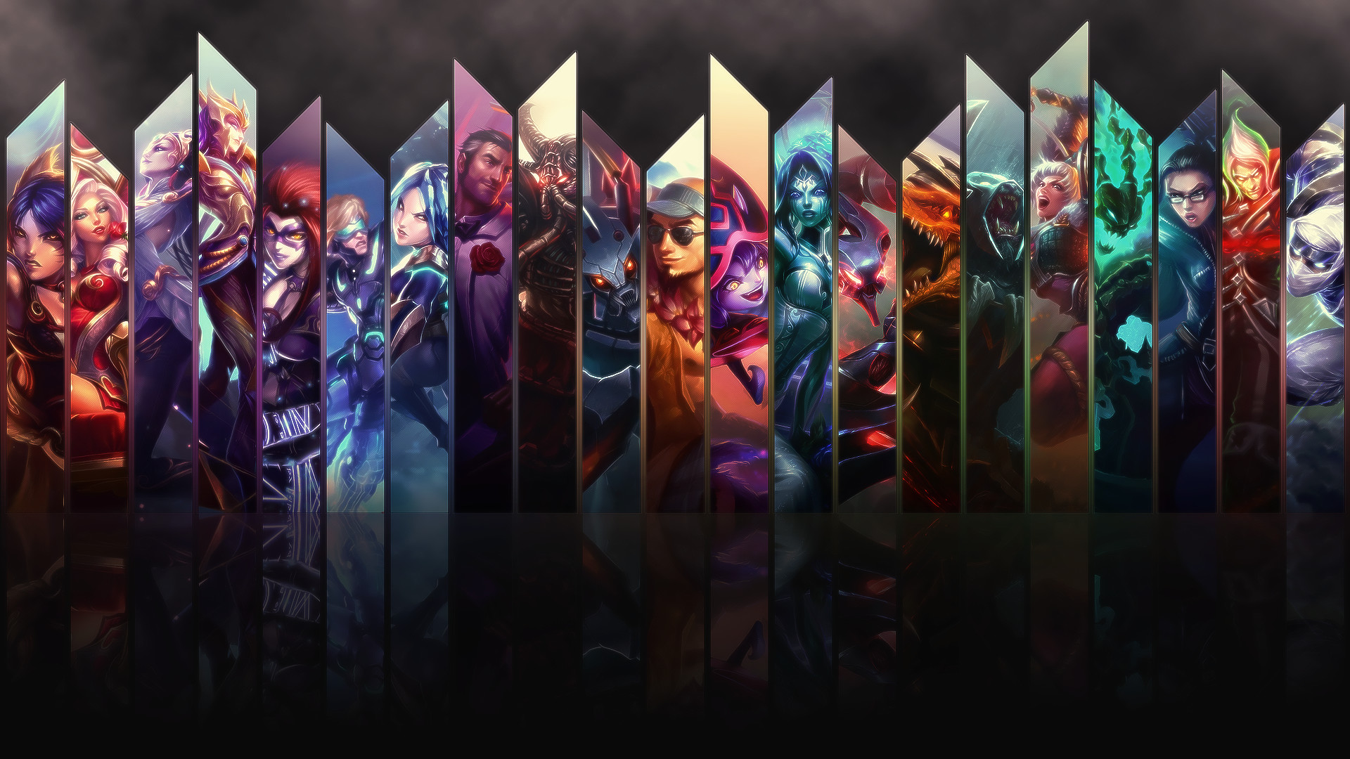 League Of Legends Adc Wallpaper 90 Images