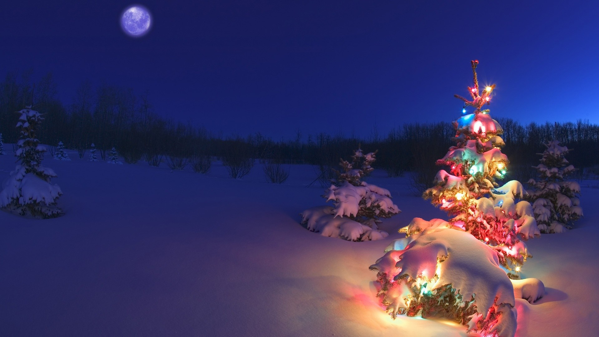 1920x1080 15 HD Holiday Lights Desktop Wallpapers For Free Download