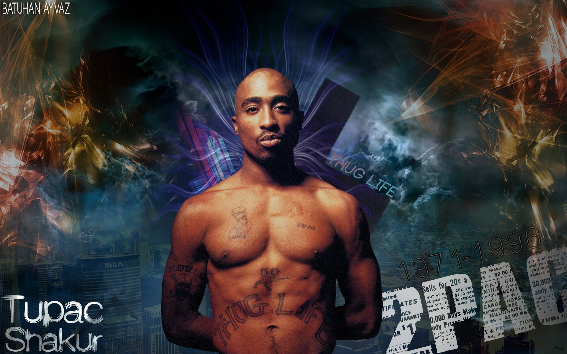 2Pac Wallpaper HD (78+ images)