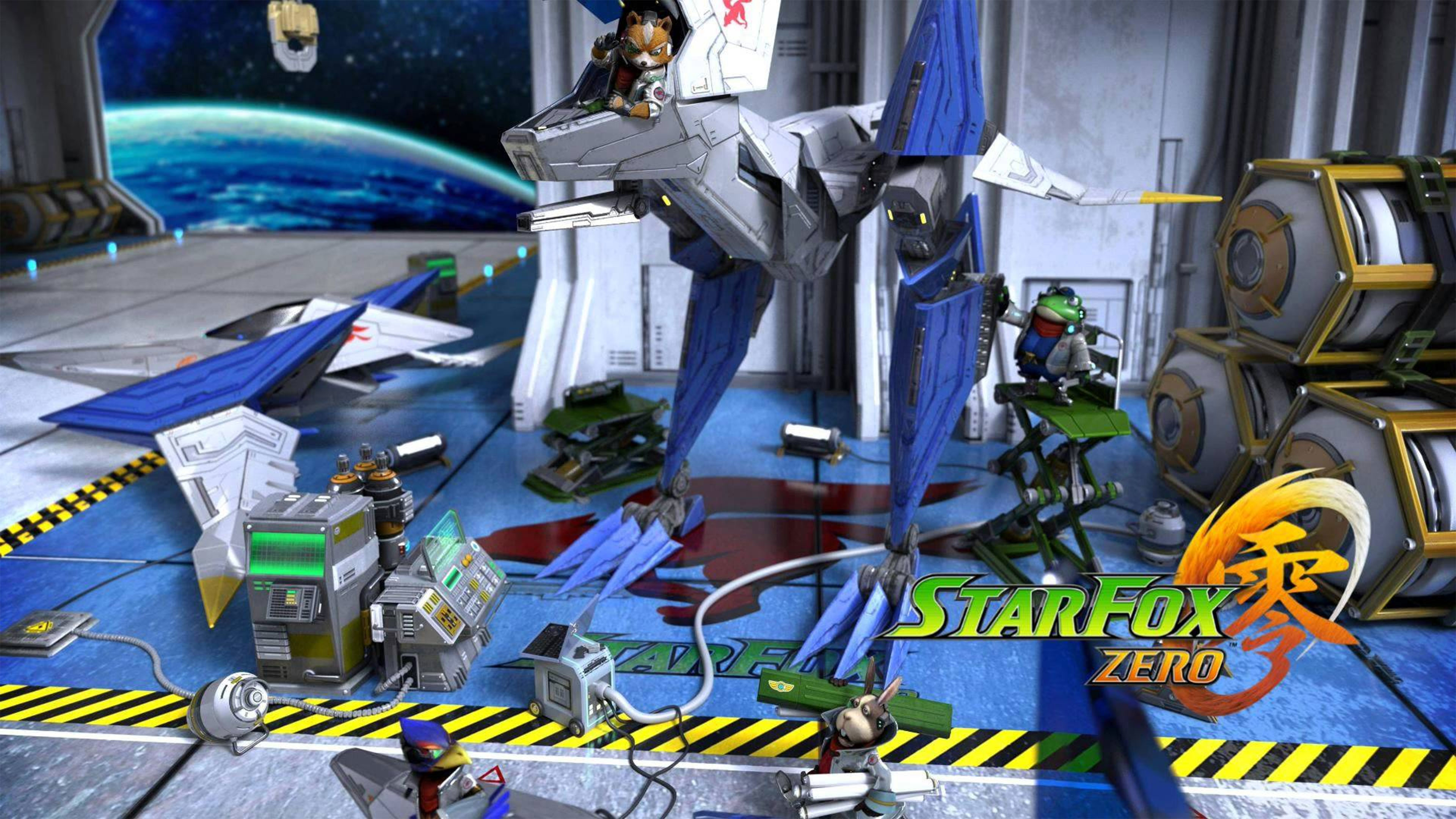 3840x2160 Star Fox Zero 4K Wallpaper ...